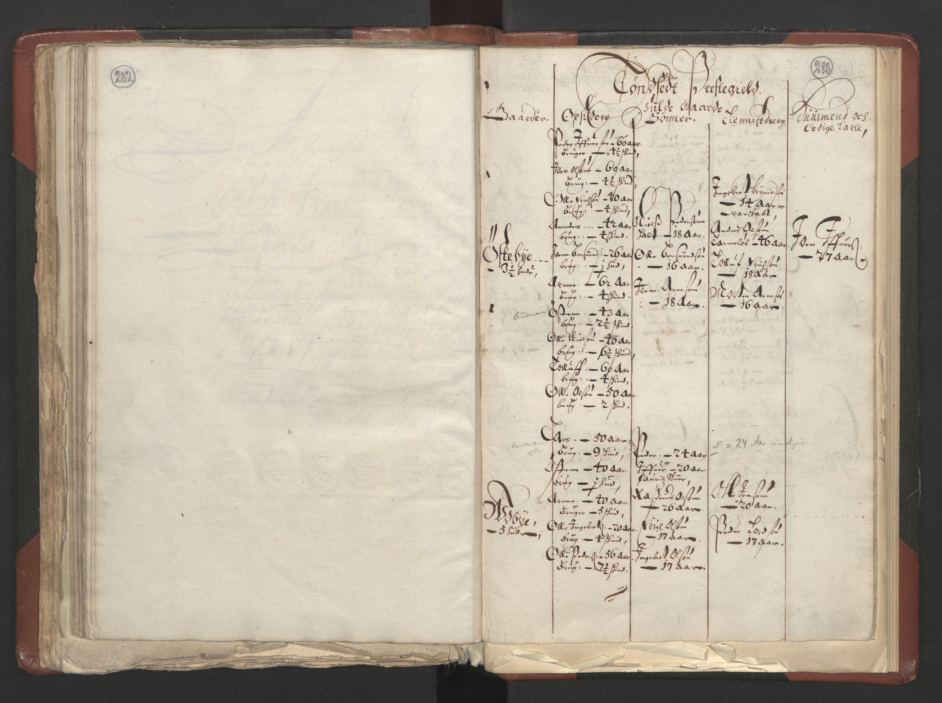 RA, Fogdenes og sorenskrivernes manntall 1664-1666, nr. 3: Hedmark fogderi og Solør, Østerdal og Odal fogderi, 1664, s. 282-283