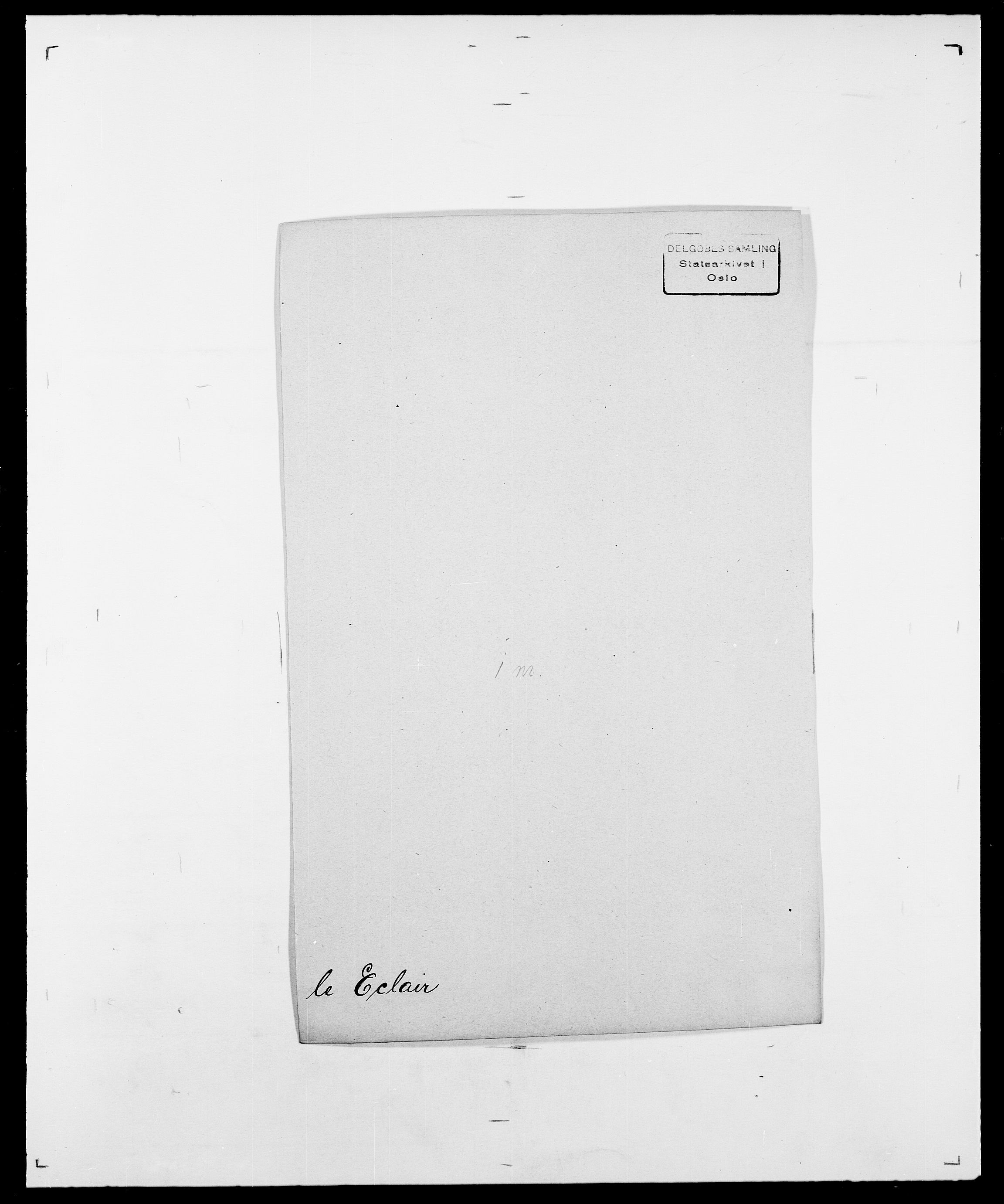 SAO, Delgobe, Charles Antoine - samling, D/Da/L0010: Dürendahl - Fagelund, s. 136
