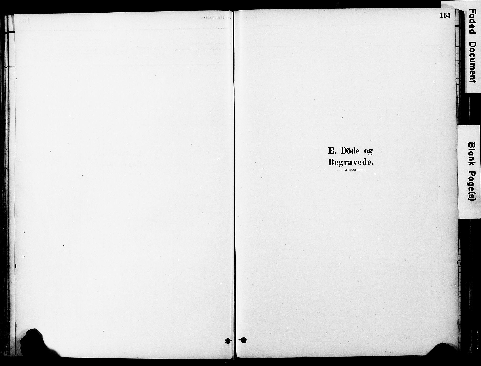 SAT, Ministerialprotokoller, klokkerbøker og fødselsregistre - Sør-Trøndelag, 681/L0933: Ministerialbok nr. 681A11, 1879-1890, s. 165