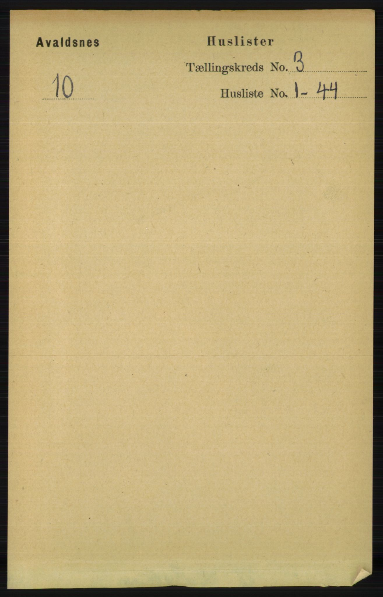 RA, Folketelling 1891 for 1147 Avaldsnes herred, 1891, s. 2498
