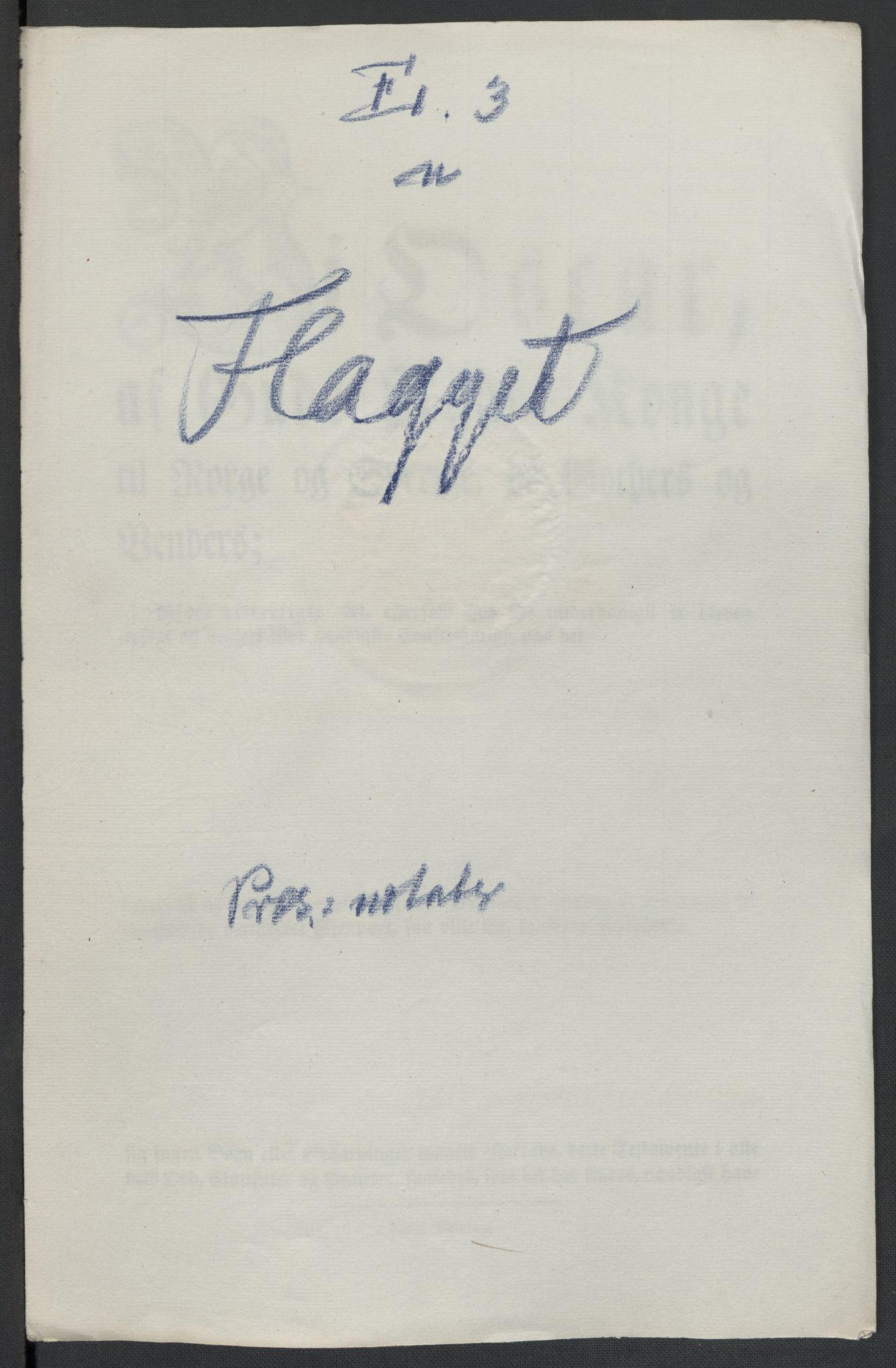 RA, Christie, Wilhelm Frimann Koren, F/L0005, 1815-1816, s. 272