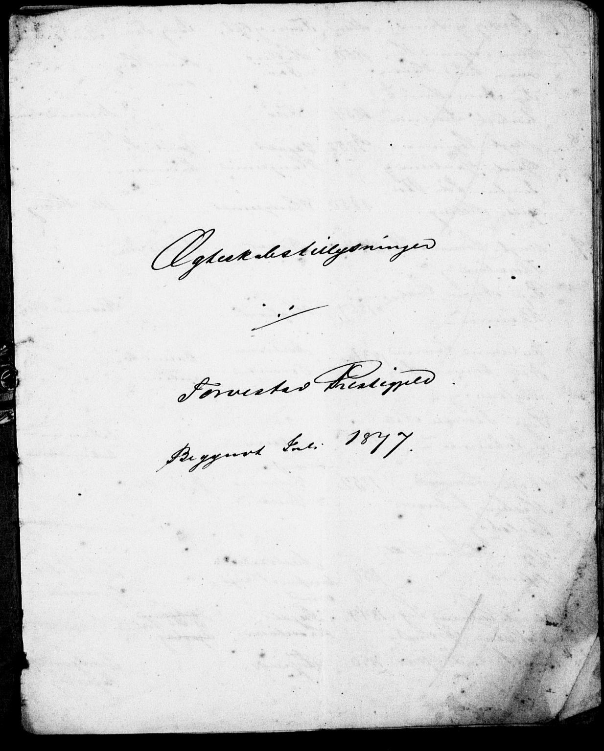 SAST, Torvastad sokneprestkontor, I/Ie/L0001: Lysningsprotokoll nr. X 1B, 1877-1879