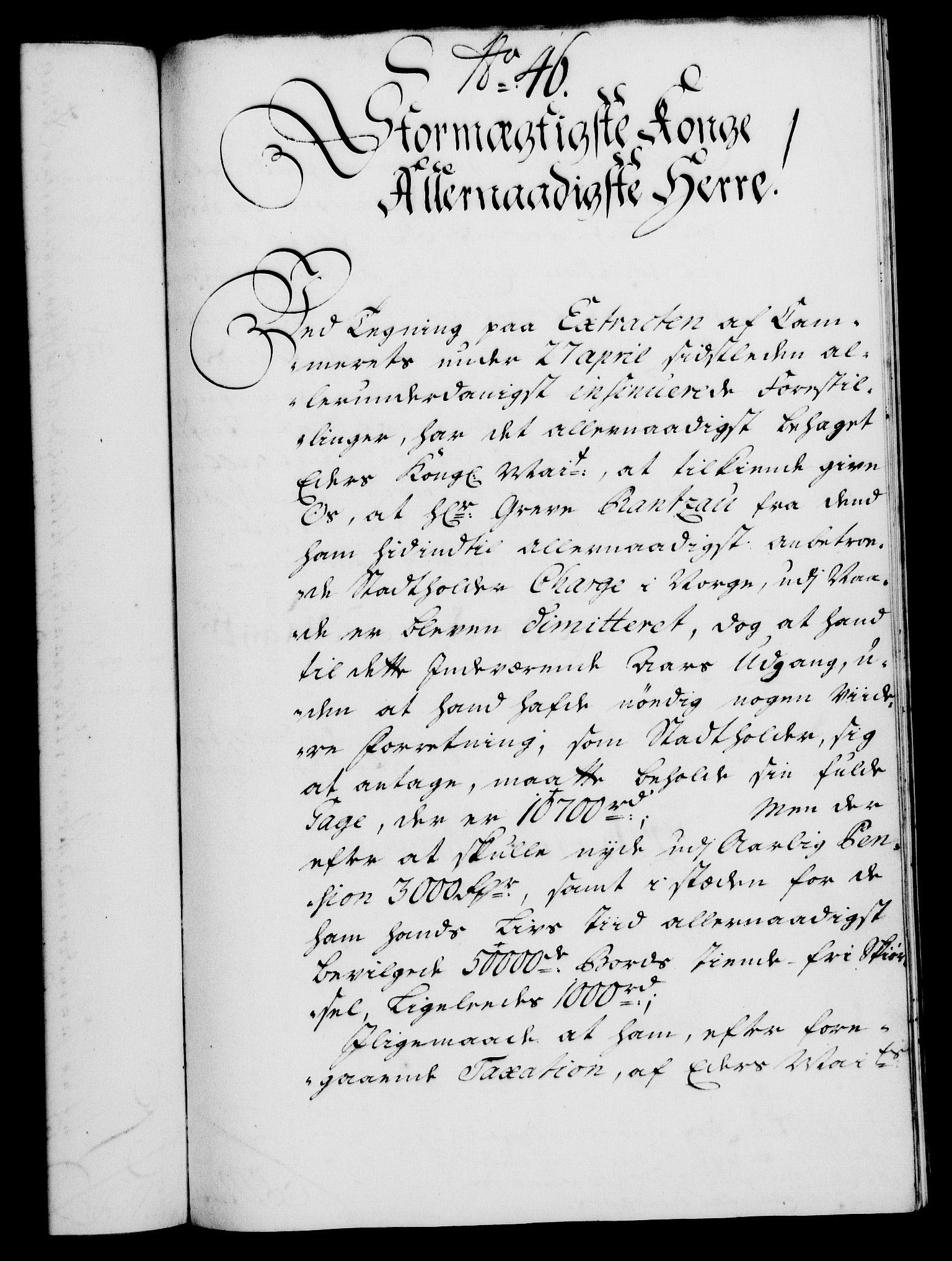 RA, Rentekammeret, Kammerkanselliet, G/Gf/Gfa/L0022: Norsk relasjons- og resolusjonsprotokoll (merket RK 52.22), 1739, s. 349