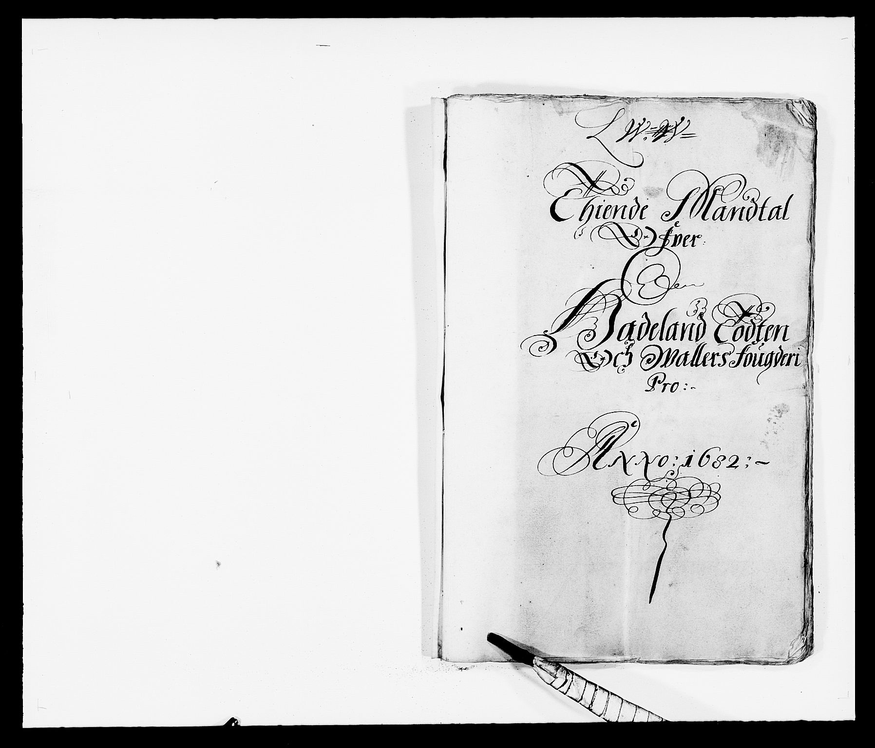 RA, Rentekammeret inntil 1814, Reviderte regnskaper, Fogderegnskap, R18/L1280: Fogderegnskap Hadeland, Toten og Valdres, 1682, s. 89
