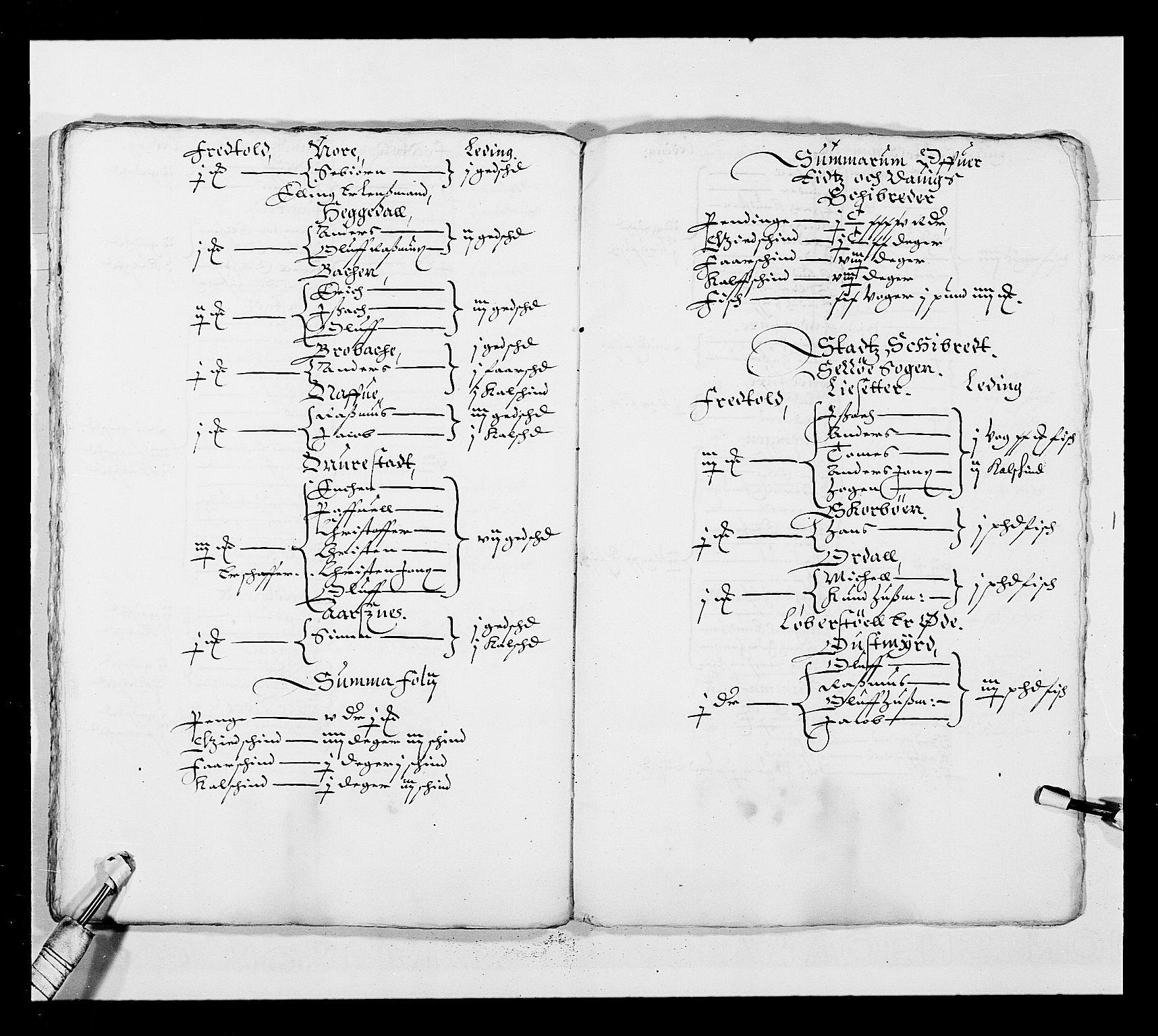 RA, Stattholderembetet 1572-1771, Ek/L0025: Jordebøker 1633-1658:, 1645-1646, s. 227