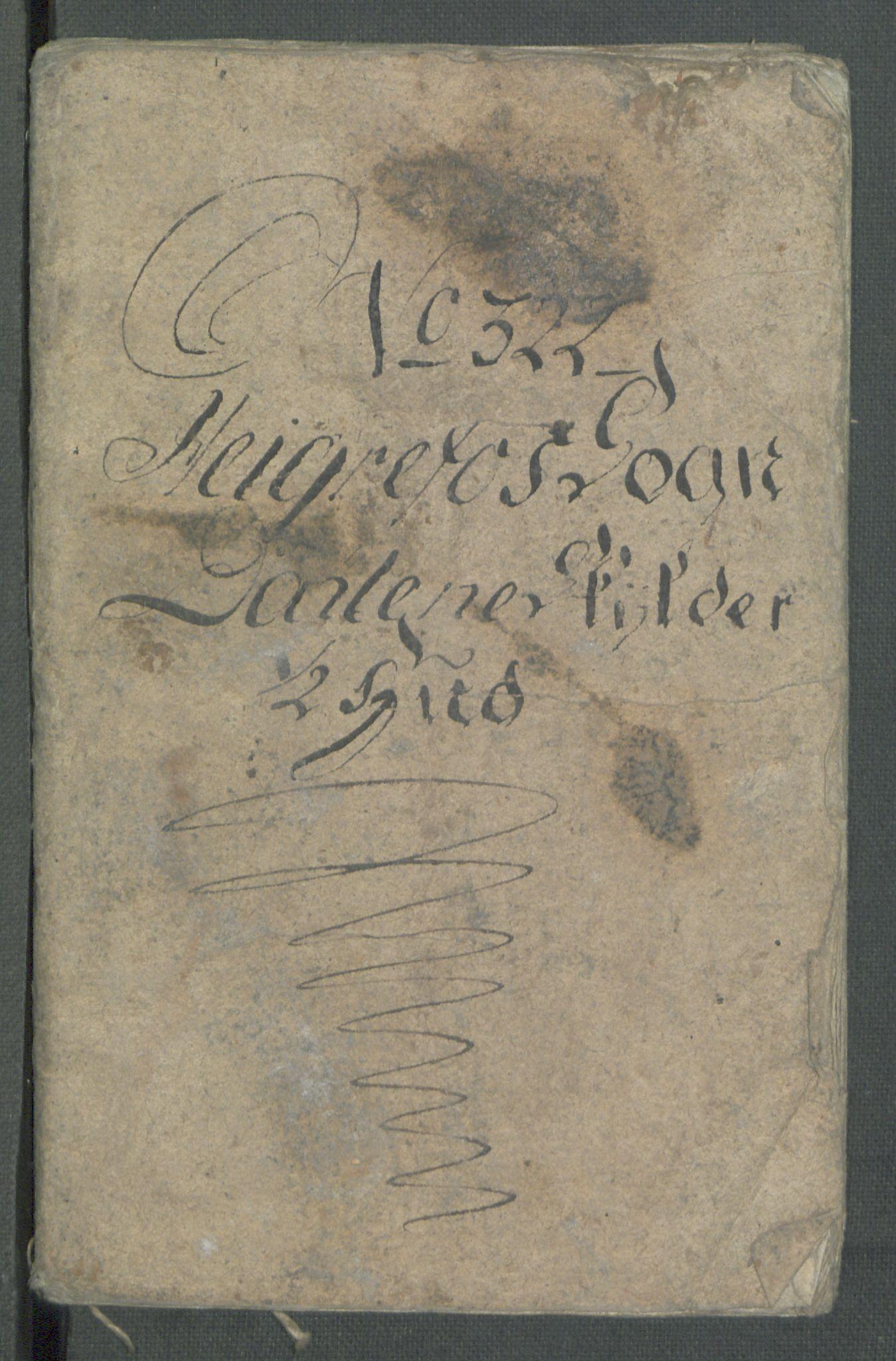 RA, Rentekammeret inntil 1814, Realistisk ordnet avdeling, Od/L0001: Oppløp, 1786-1769, s. 594