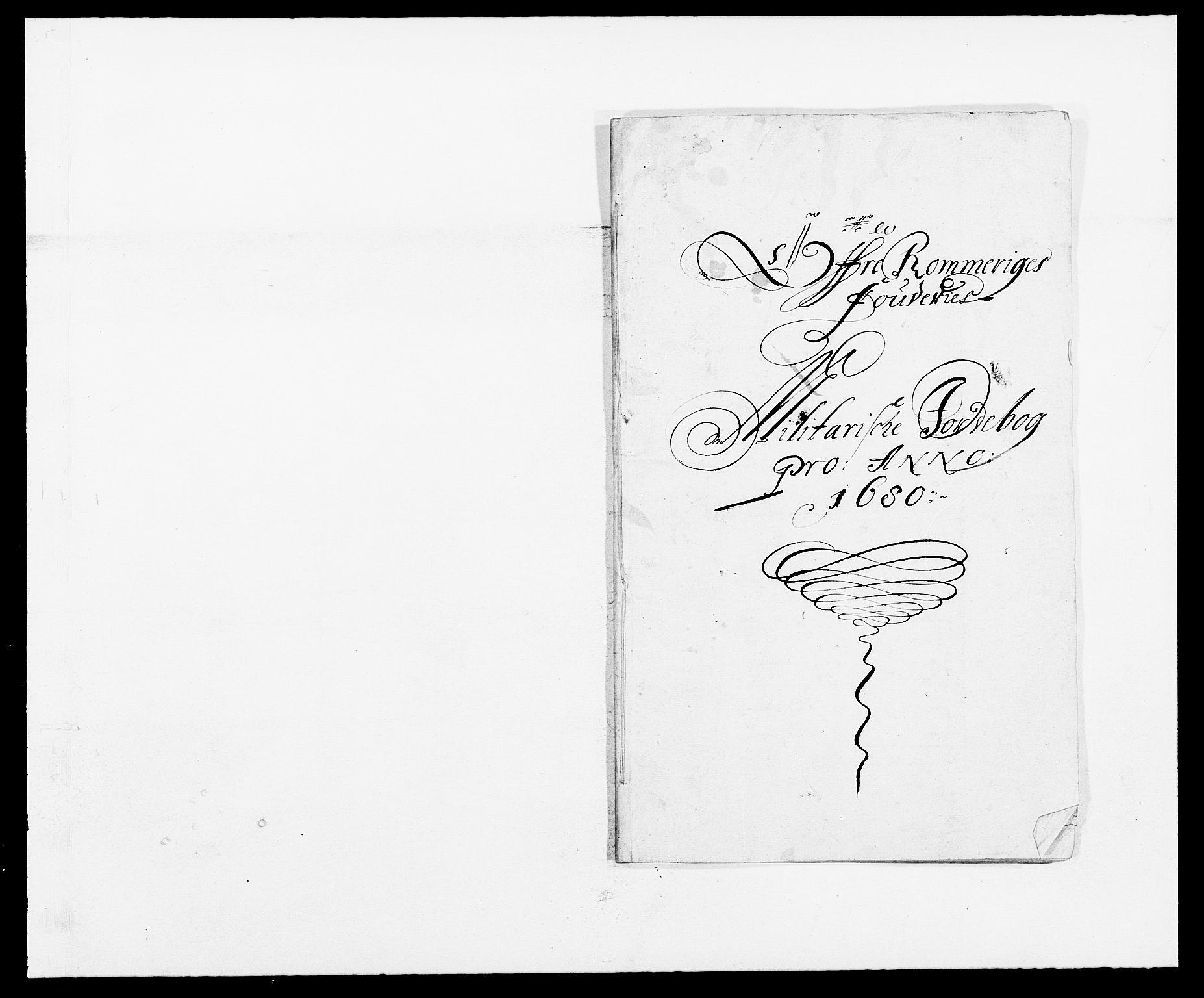RA, Rentekammeret inntil 1814, Reviderte regnskaper, Fogderegnskap, R12/L0695: Fogderegnskap Øvre Romerike, 1680, s. 285