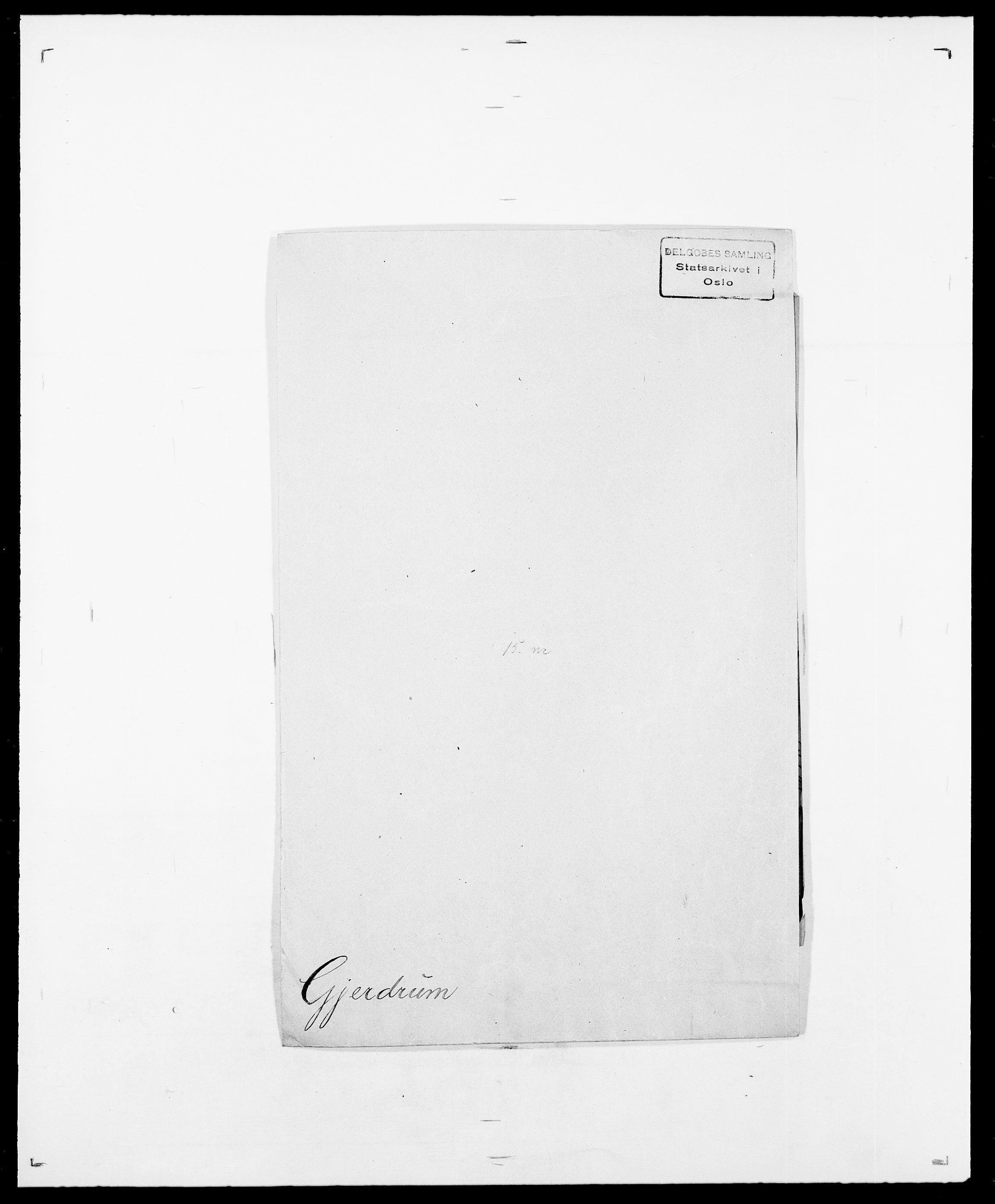 SAO, Delgobe, Charles Antoine - samling, D/Da/L0014: Giebdhausen - Grip, s. 119