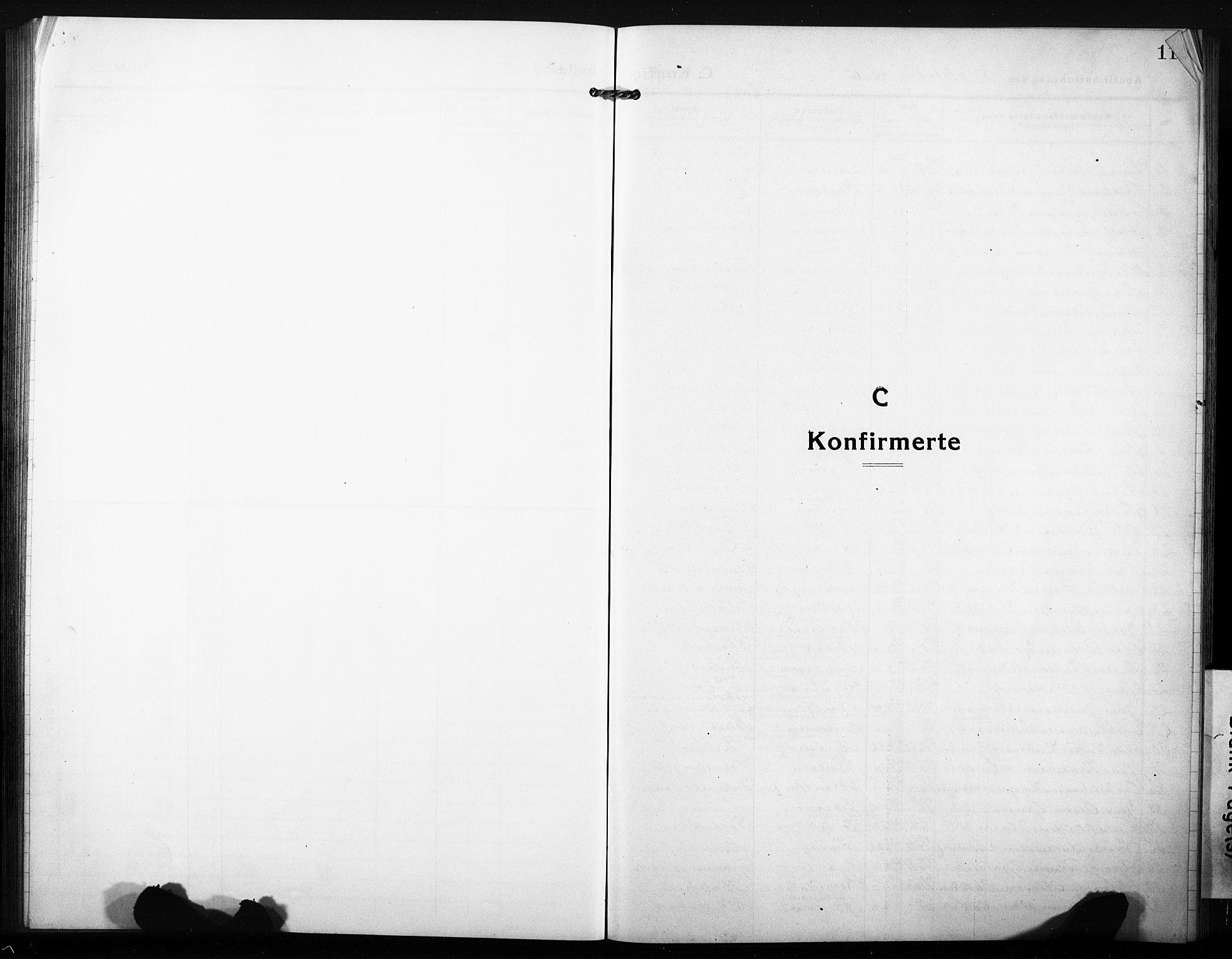 SAH, Søndre Land prestekontor, L/L0007: Klokkerbok nr. 7, 1915-1932, s. 112