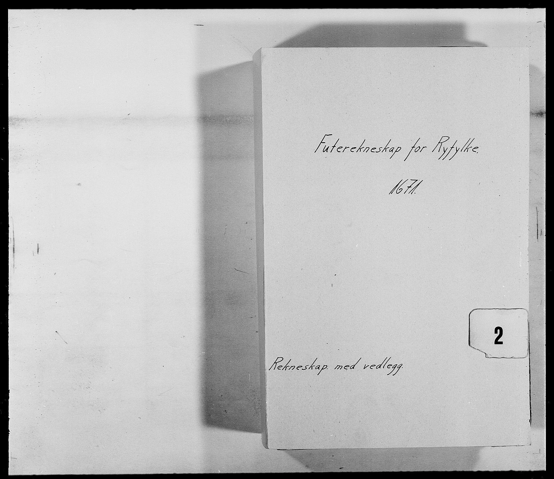 RA, Rentekammeret inntil 1814, Reviderte regnskaper, Fogderegnskap, R47/L2843: Fogderegnskap Ryfylke, 1670-1671, s. 209