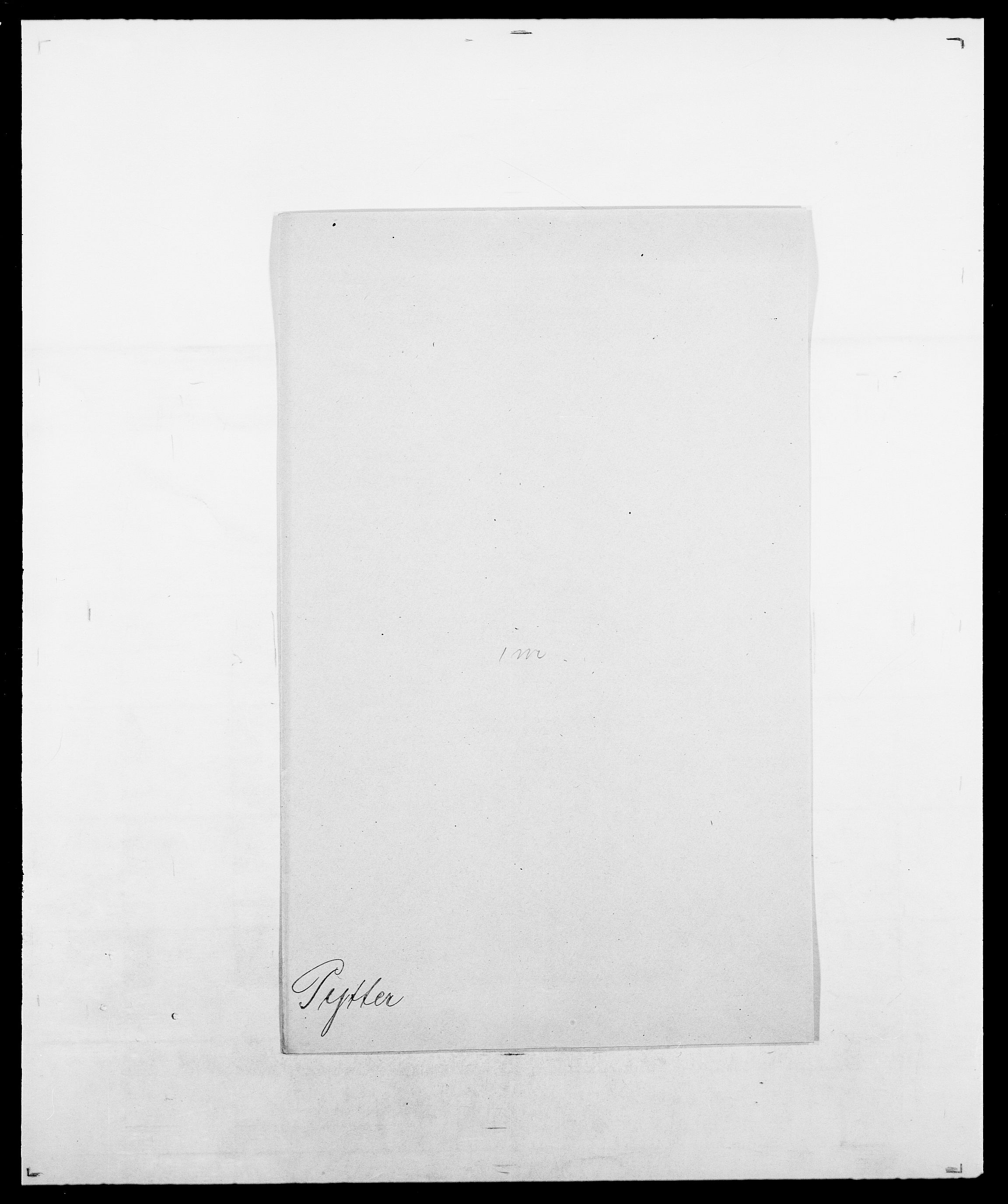 SAO, Delgobe, Charles Antoine - samling, D/Da/L0031: de Place - Raaum, s. 450