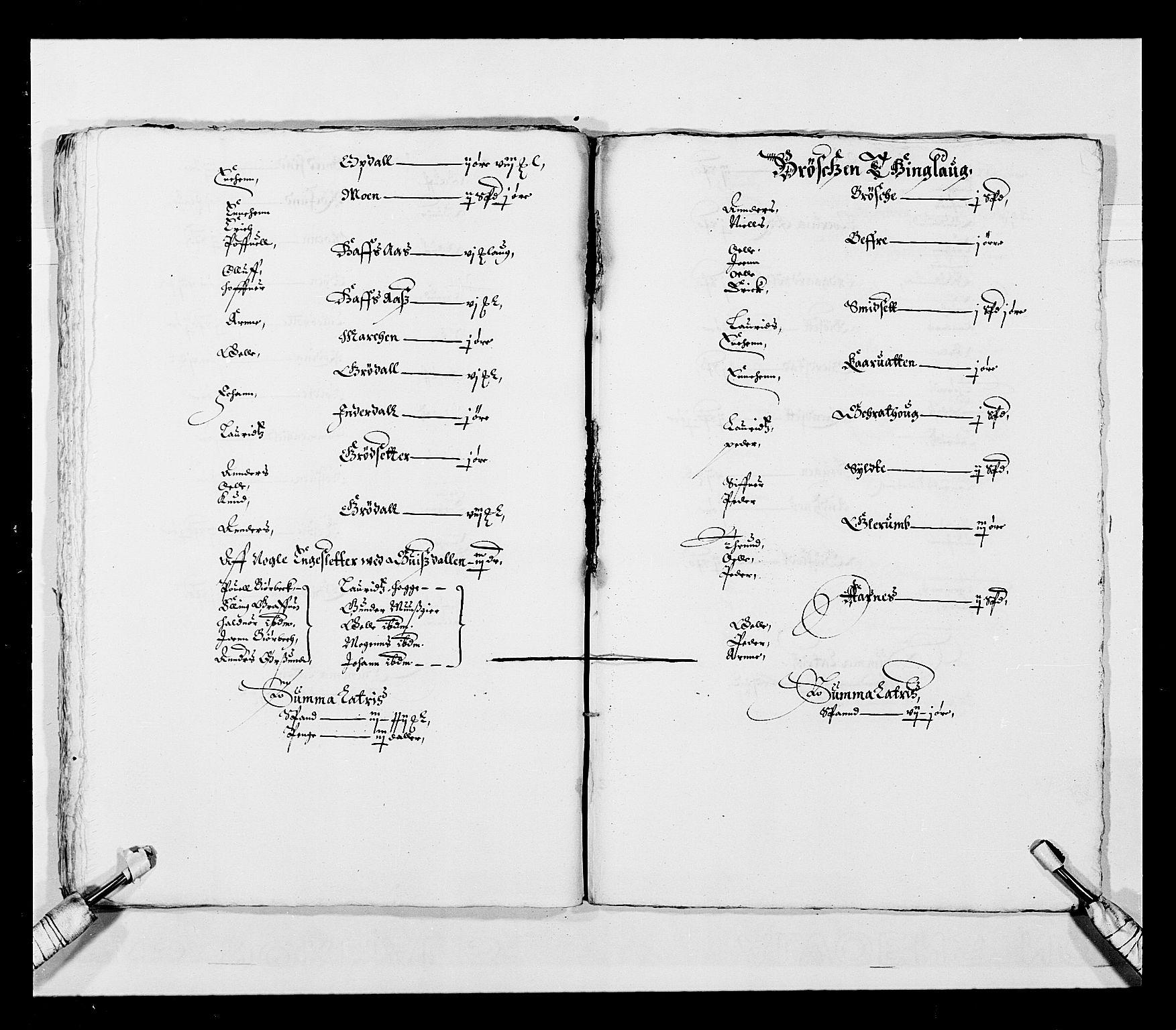 RA, Stattholderembetet 1572-1771, Ek/L0028: Jordebøker 1633-1658:, 1645-1646, s. 35