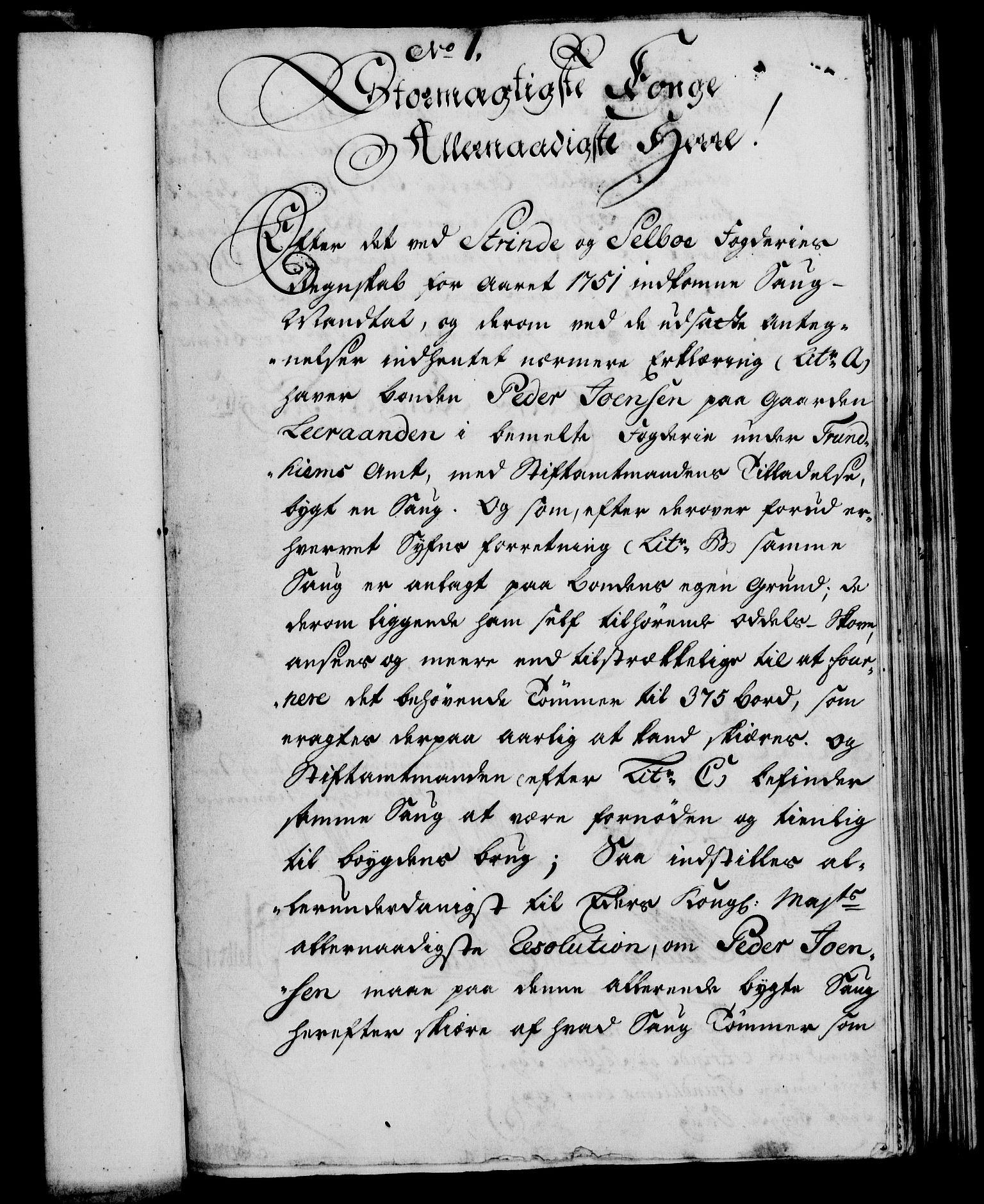 RA, Rentekammeret, Kammerkanselliet, G/Gf/Gfa/L0035: Norsk relasjons- og resolusjonsprotokoll (merket RK 52.35), 1753, s. 29