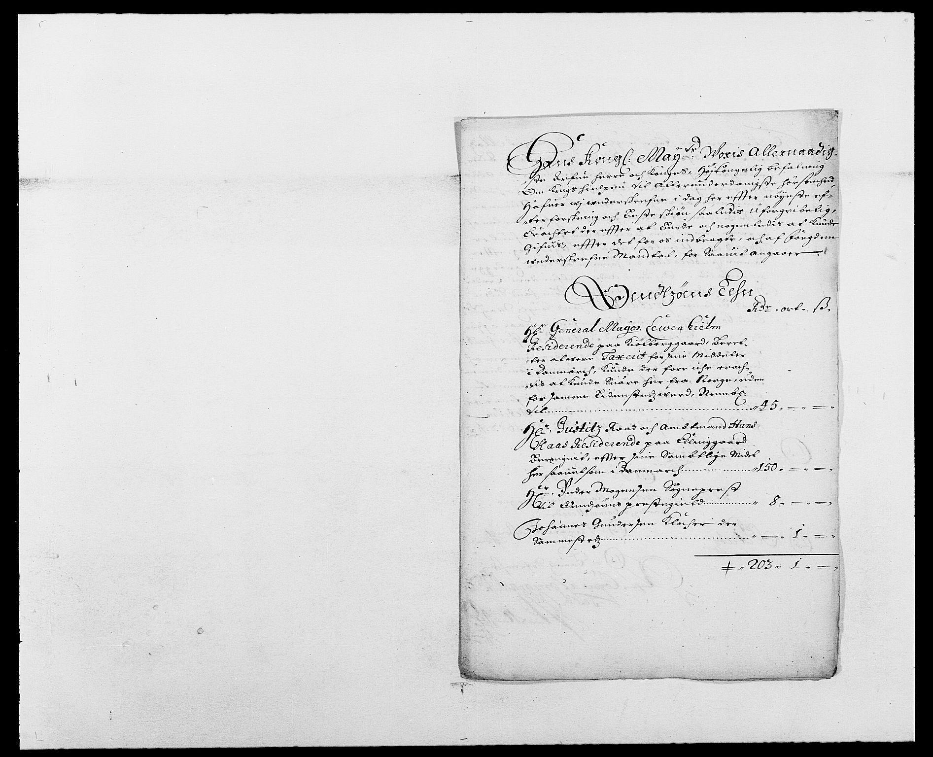 RA, Rentekammeret inntil 1814, Reviderte regnskaper, Fogderegnskap, R03/L0112: Fogderegnskap Onsøy, Tune, Veme og Åbygge fogderi, 1681-1683, s. 307