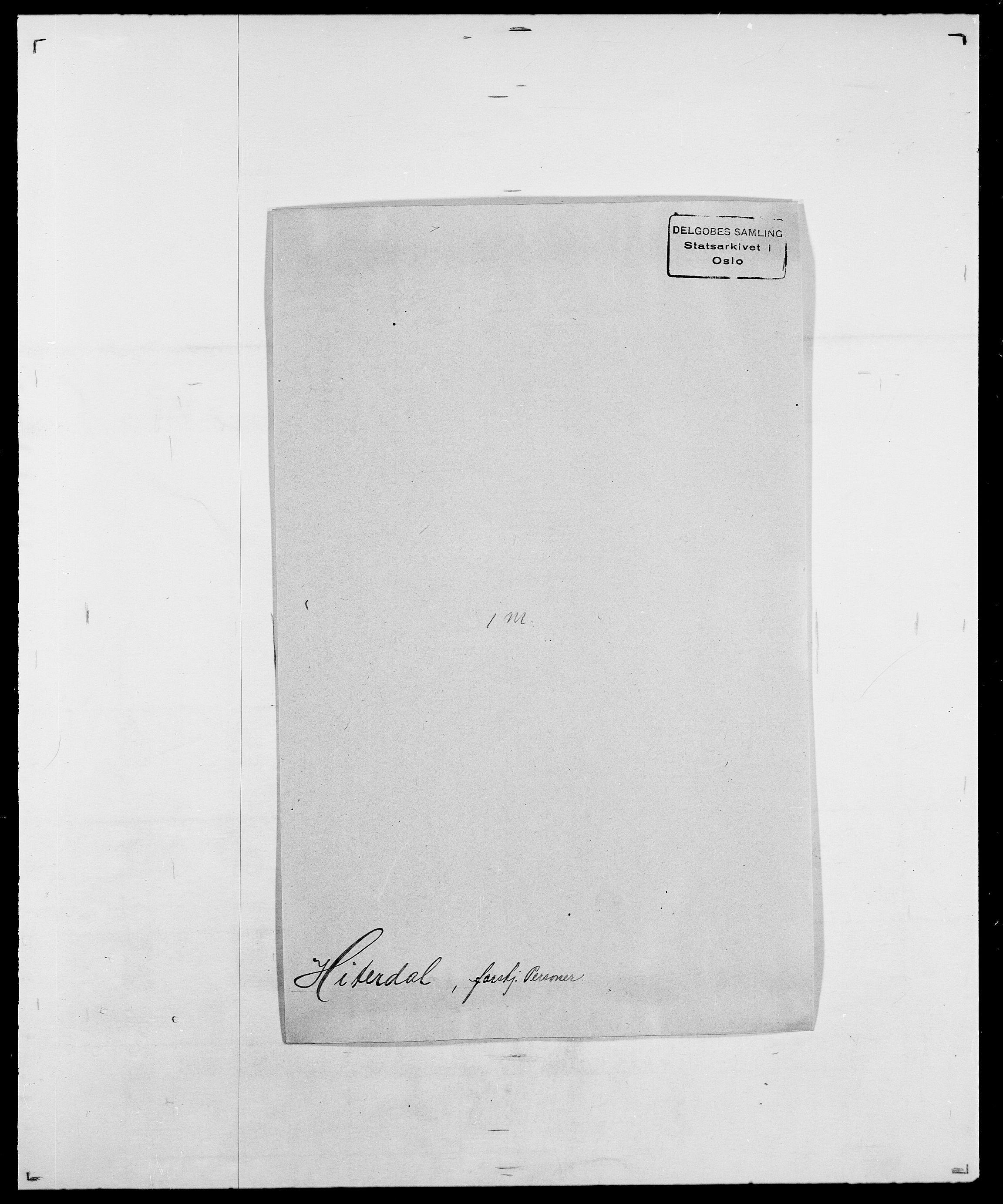 SAO, Delgobe, Charles Antoine - samling, D/Da/L0017: Helander - Hjørne, s. 534