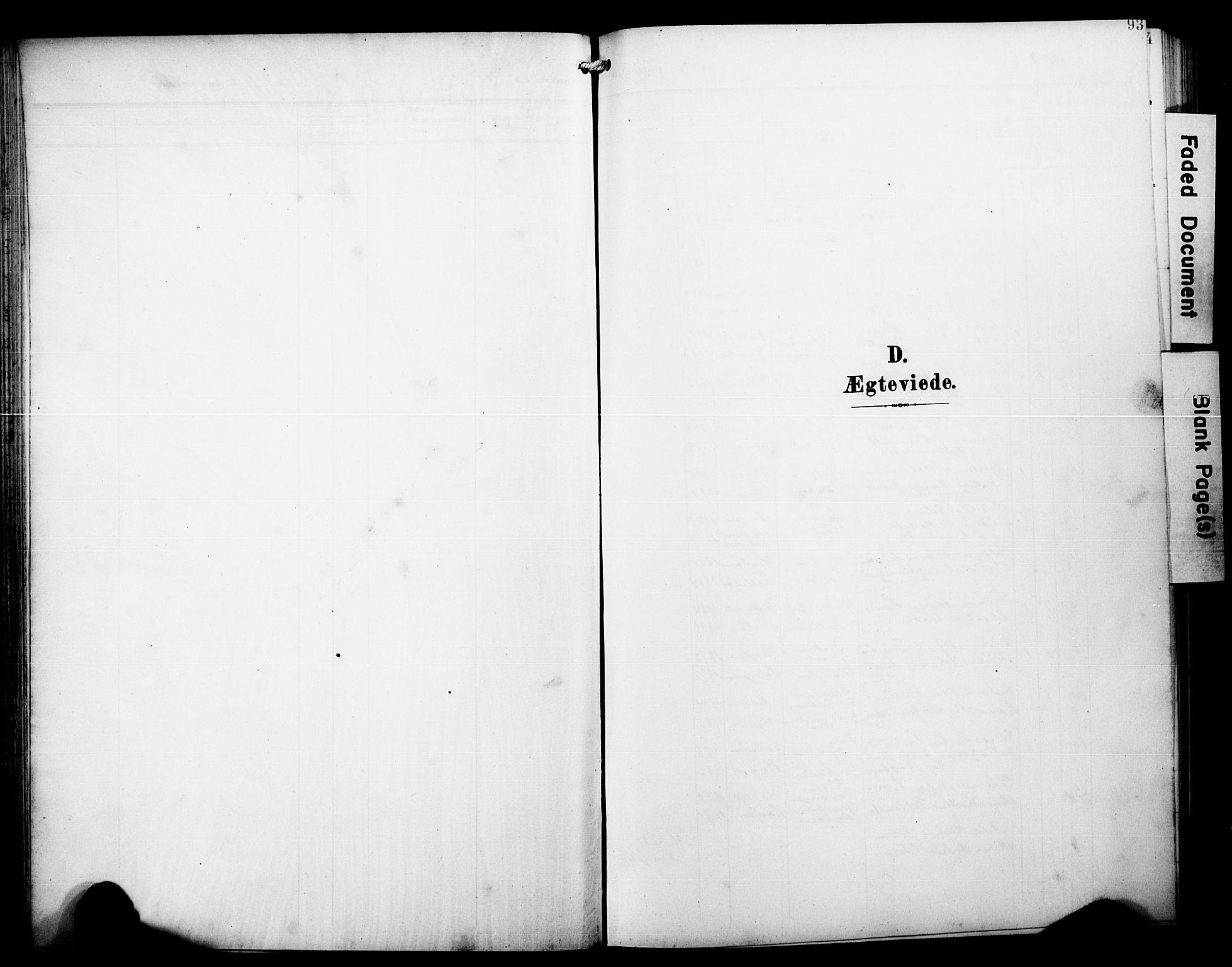 SAB, Askøy Sokneprestembete, H/Ha/Hab/Haba/L0014: Klokkerbok nr. A 14, 1904-1927, s. 93