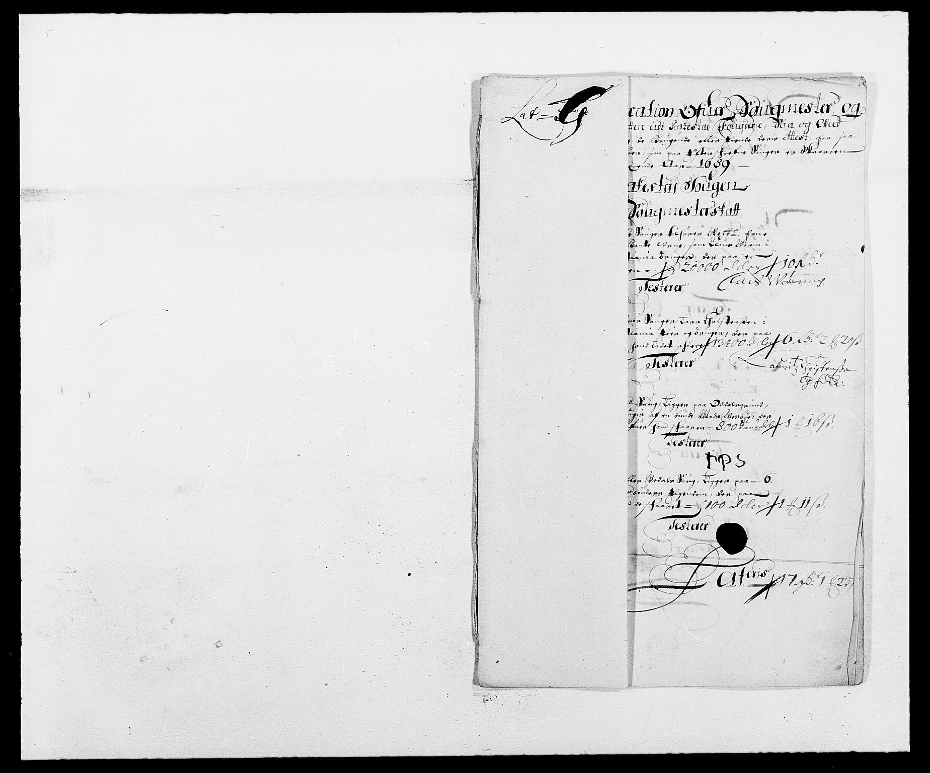 RA, Rentekammeret inntil 1814, Reviderte regnskaper, Fogderegnskap, R05/L0277: Fogderegnskap Rakkestad, 1689-1690, s. 150