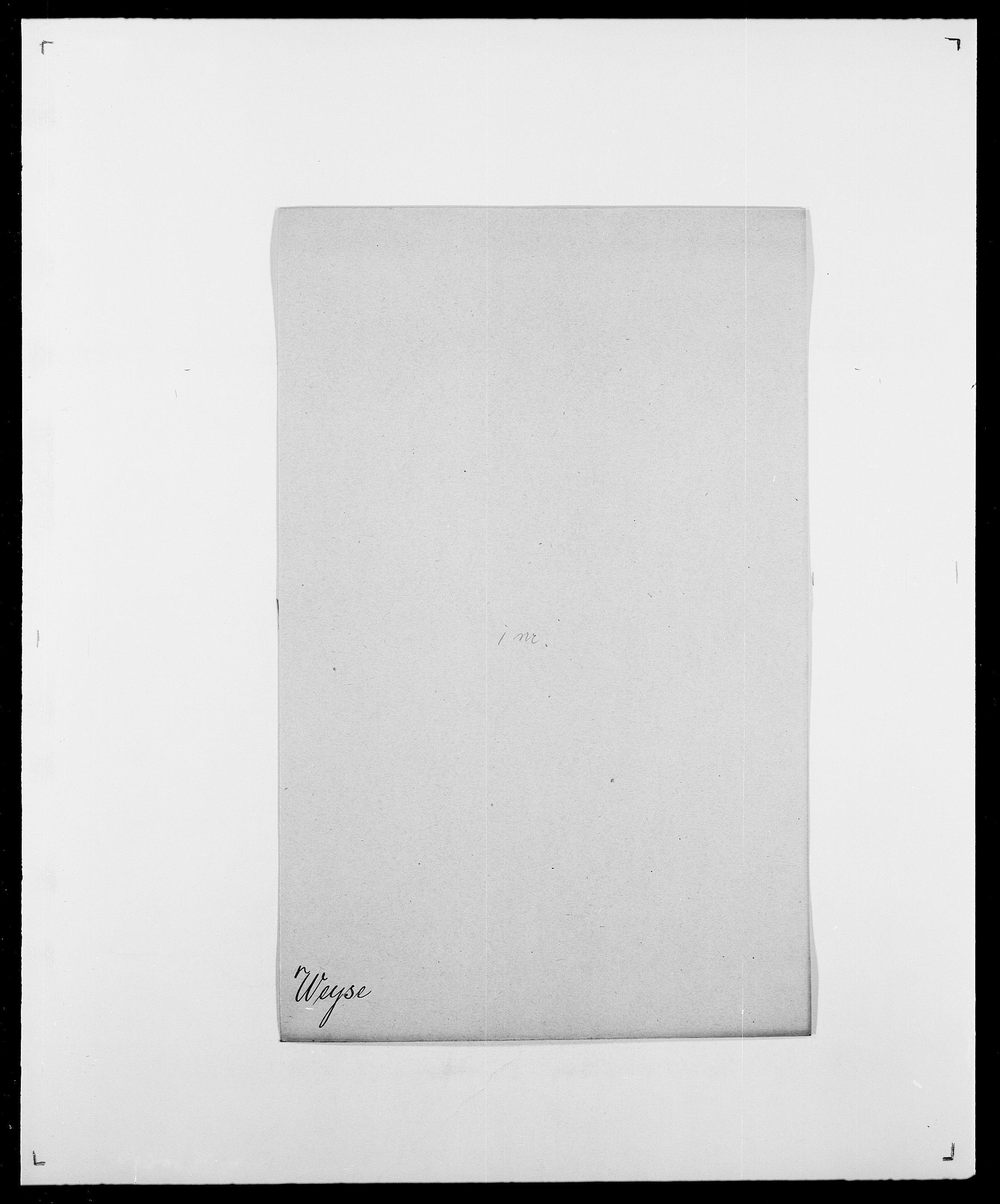 SAO, Delgobe, Charles Antoine - samling, D/Da/L0041: Vemmestad - Viker, s. 374