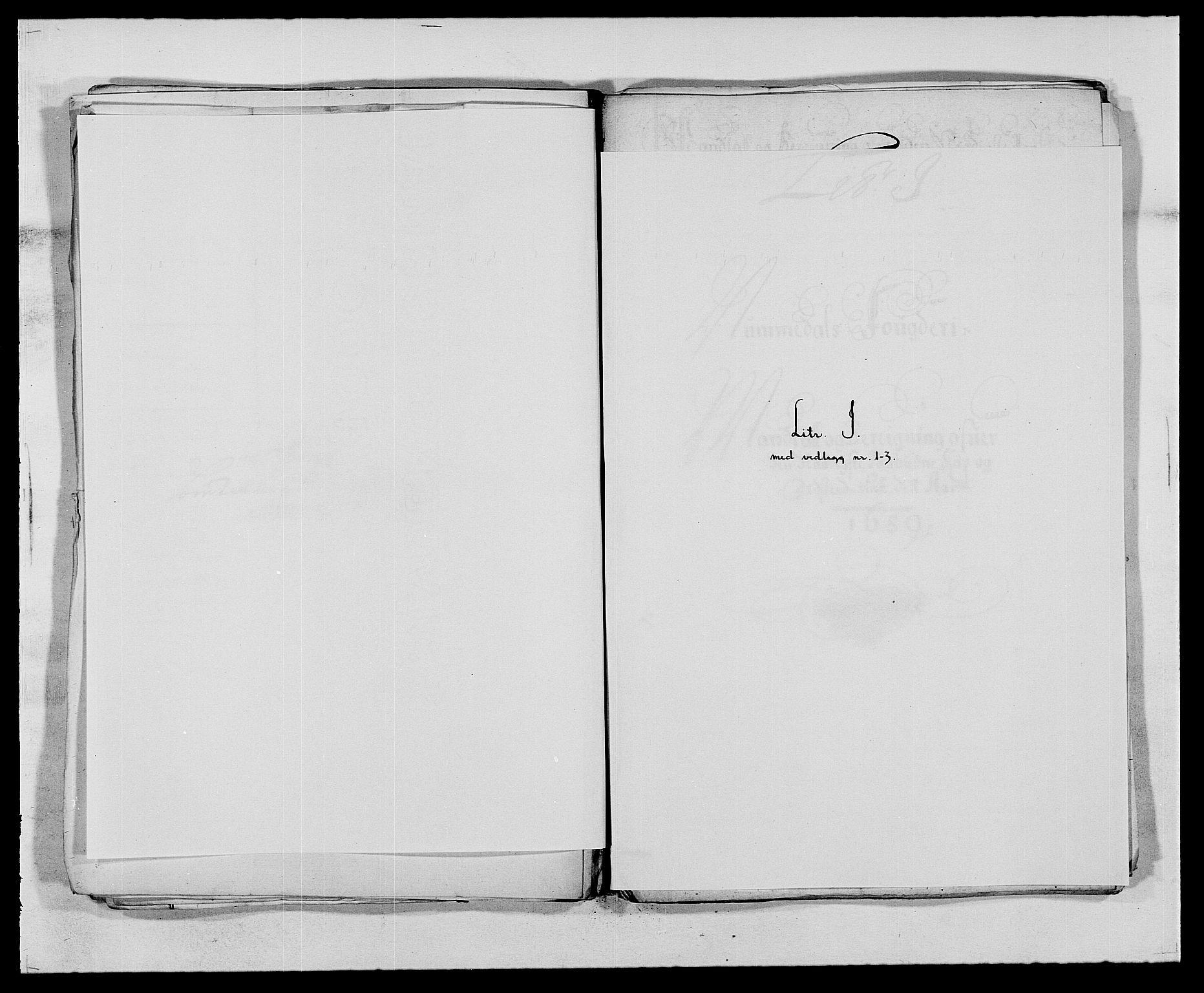 RA, Rentekammeret inntil 1814, Reviderte regnskaper, Fogderegnskap, R64/L4422: Fogderegnskap Namdal, 1687-1689, s. 239