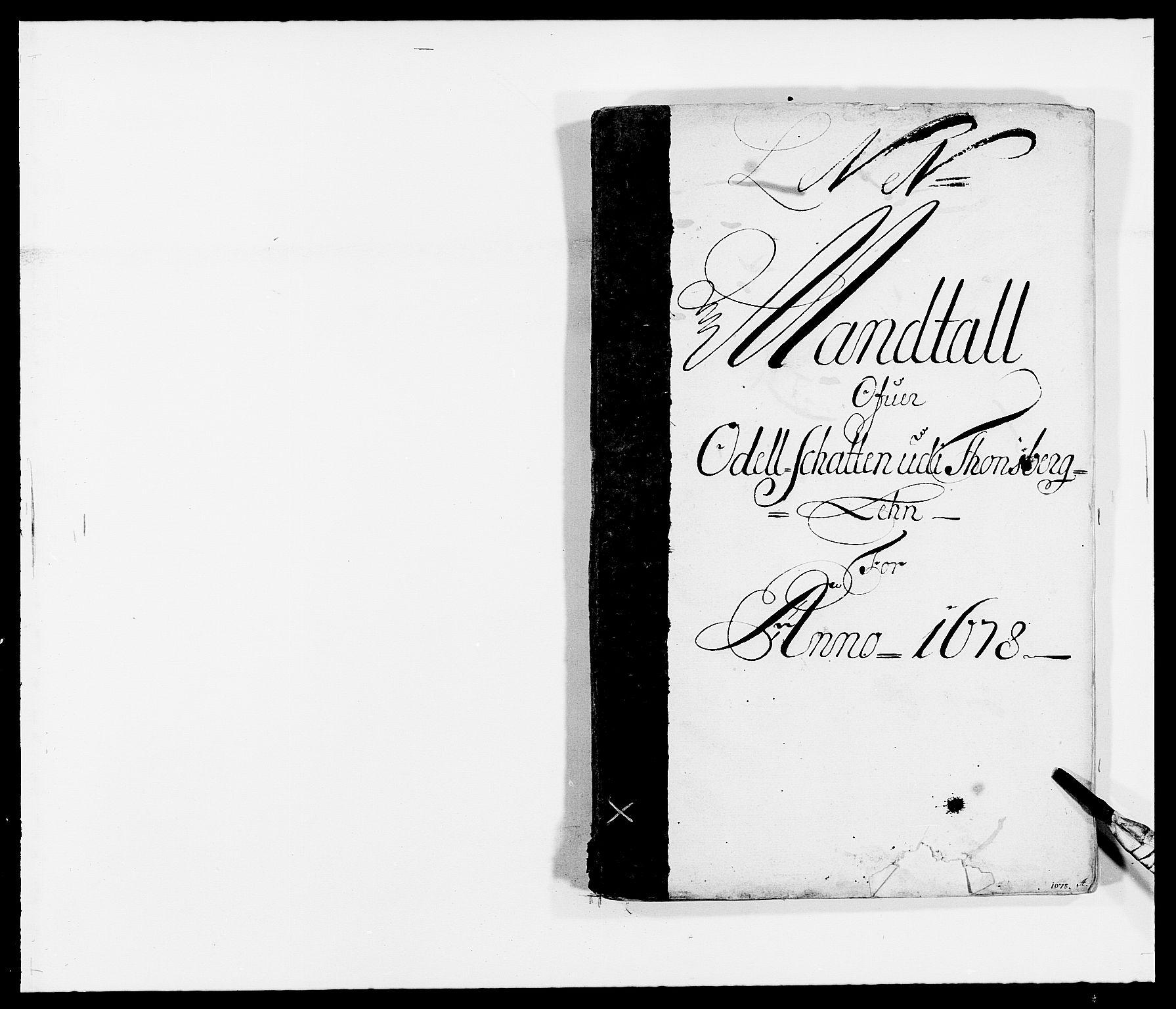 RA, Rentekammeret inntil 1814, Reviderte regnskaper, Fogderegnskap, R32/L1845: Fogderegnskap Jarlsberg grevskap, 1676-1678, s. 326