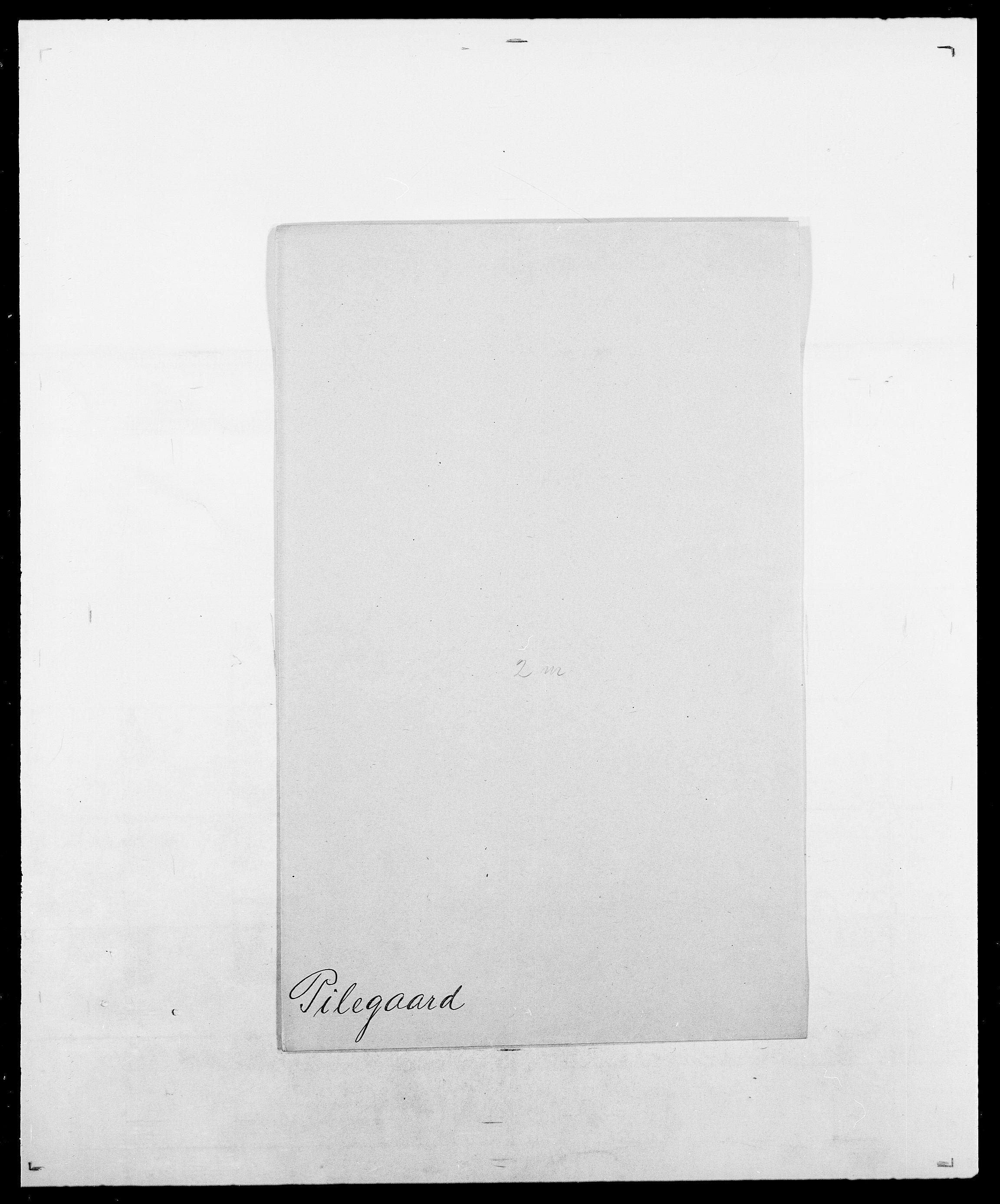 SAO, Delgobe, Charles Antoine - samling, D/Da/L0030: Paars - Pittelkov, s. 542