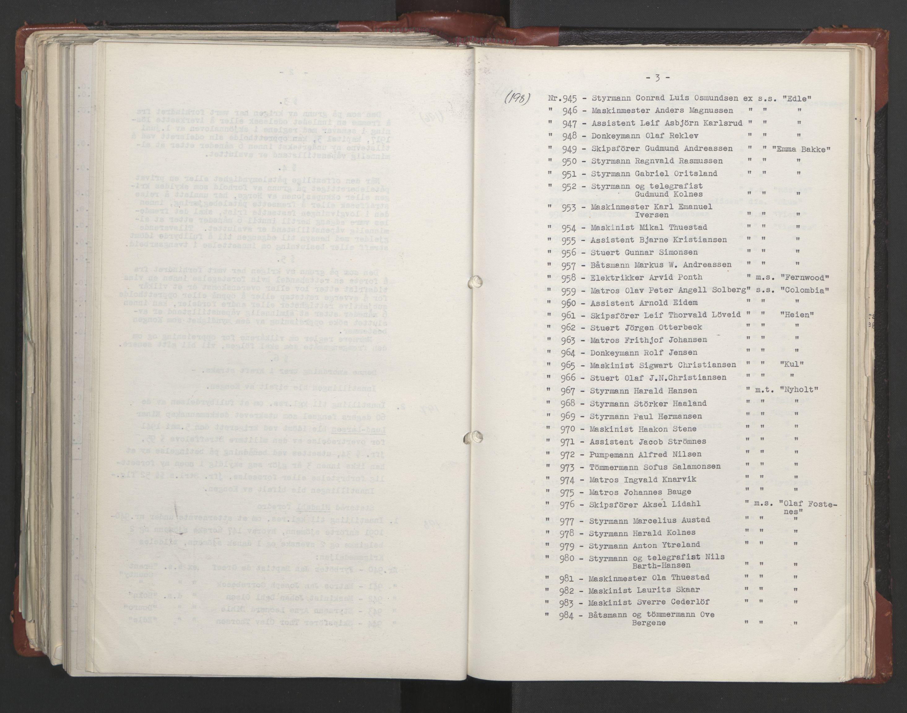 RA, Statsrådssekretariatet, A/Ac/L0122: Kgl. res. (9/4) 17/4 1940 - 18/12 1942, 1940-1942, s. 343
