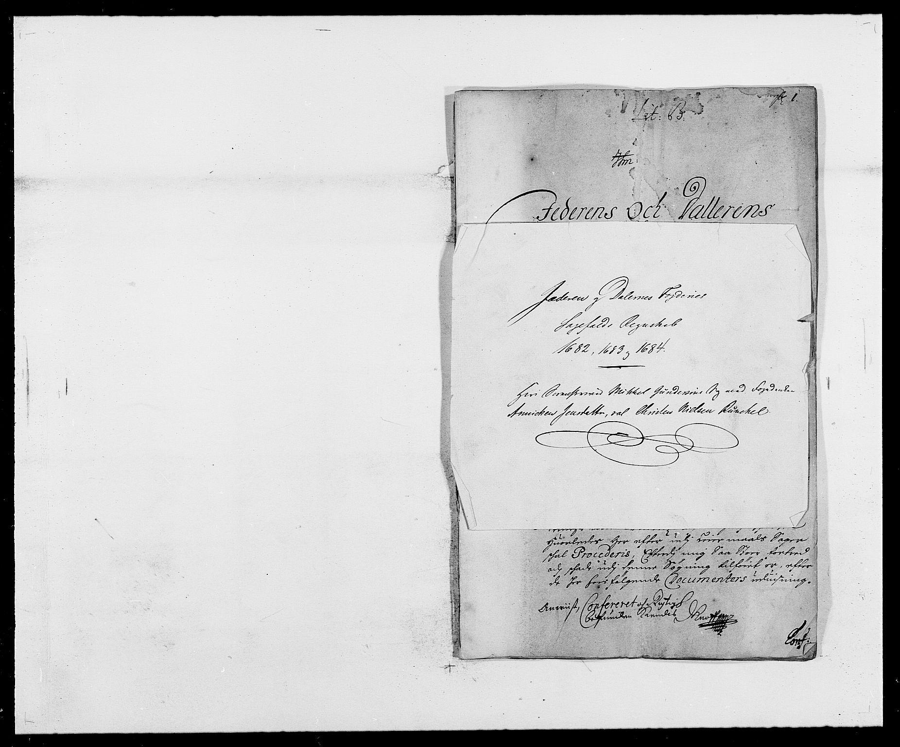 RA, Rentekammeret inntil 1814, Reviderte regnskaper, Fogderegnskap, R46/L2724: Fogderegnskap Jæren og Dalane, 1682-1684, s. 62