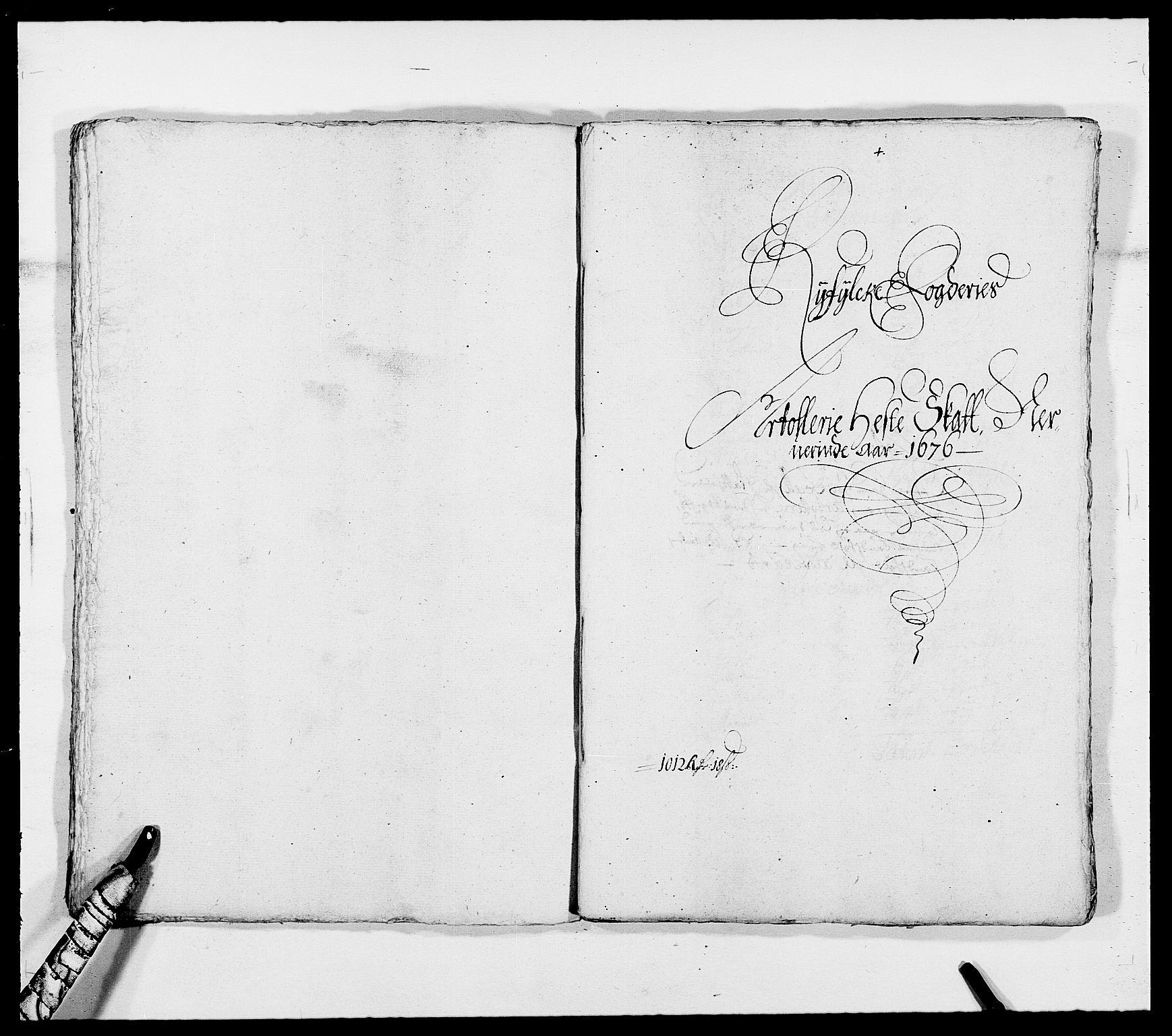 RA, Rentekammeret inntil 1814, Reviderte regnskaper, Fogderegnskap, R47/L2846: Fogderegnskap Ryfylke, 1676, s. 214