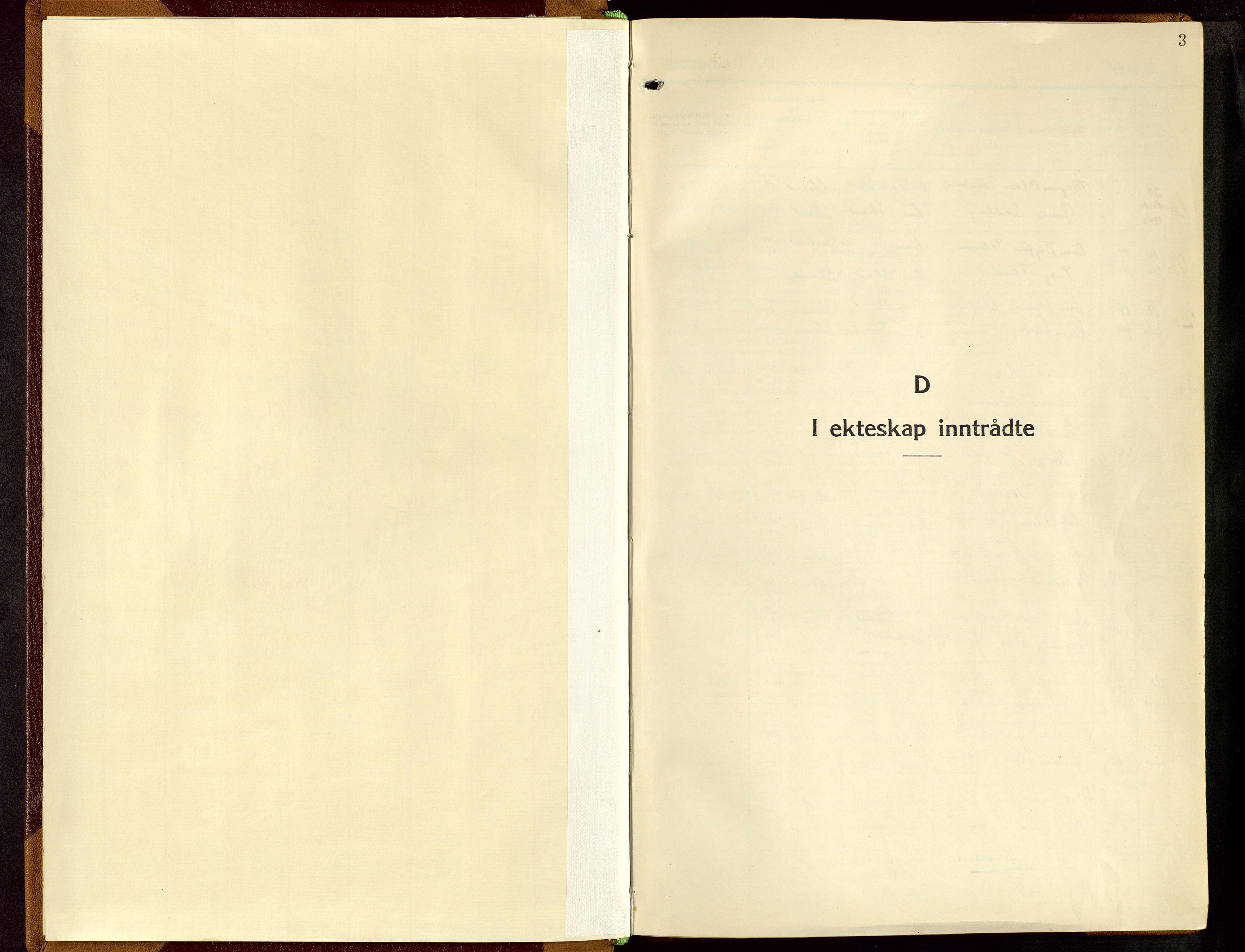 SAST, Strand sokneprestkontor, H/Ha/Haa/L0014: Ministerialbok nr. A 14, 1944-1968, s. 3