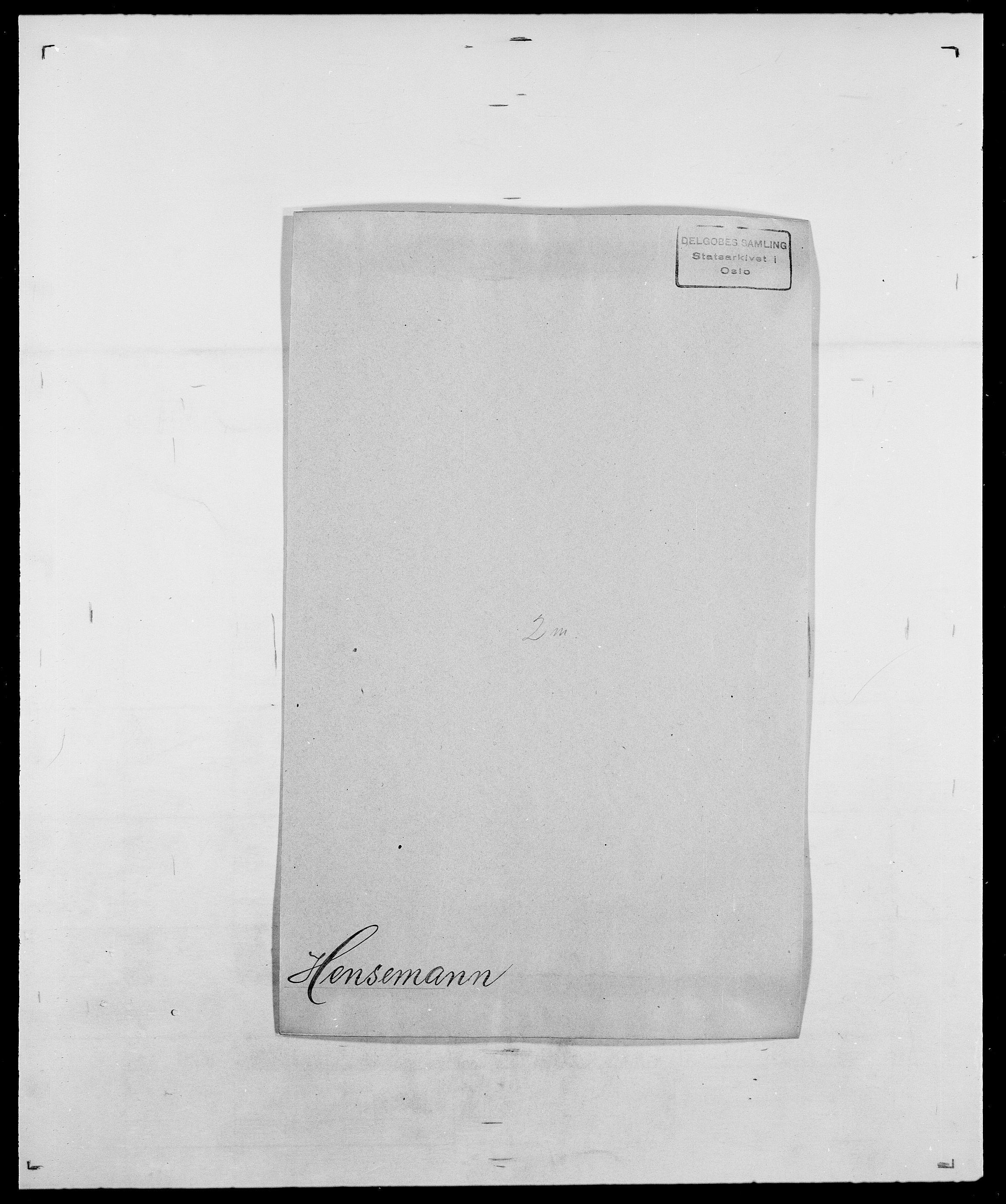 SAO, Delgobe, Charles Antoine - samling, D/Da/L0017: Helander - Hjørne, s. 214