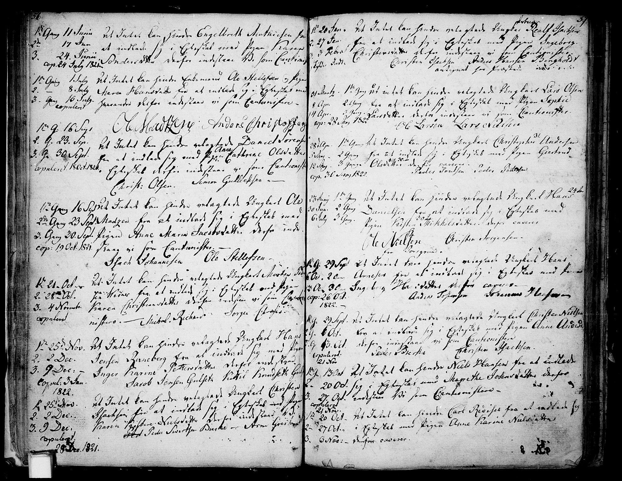 SAKO, Skien kirkebøker, F/Fa/L0004: Ministerialbok nr. 4, 1792-1814, s. 56-57