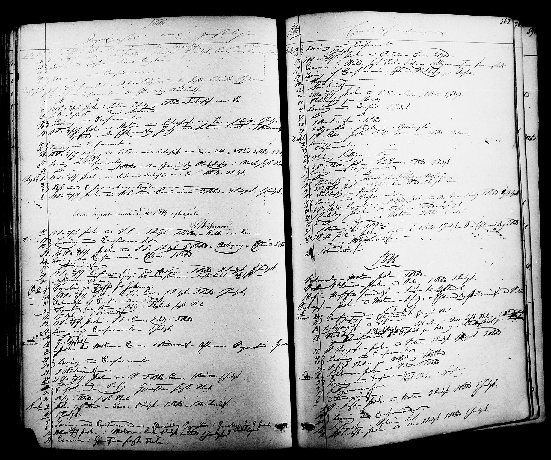 SAKO, Solum kirkebøker, F/Fa/L0006: Ministerialbok nr. I 6, 1844-1855, s. 562