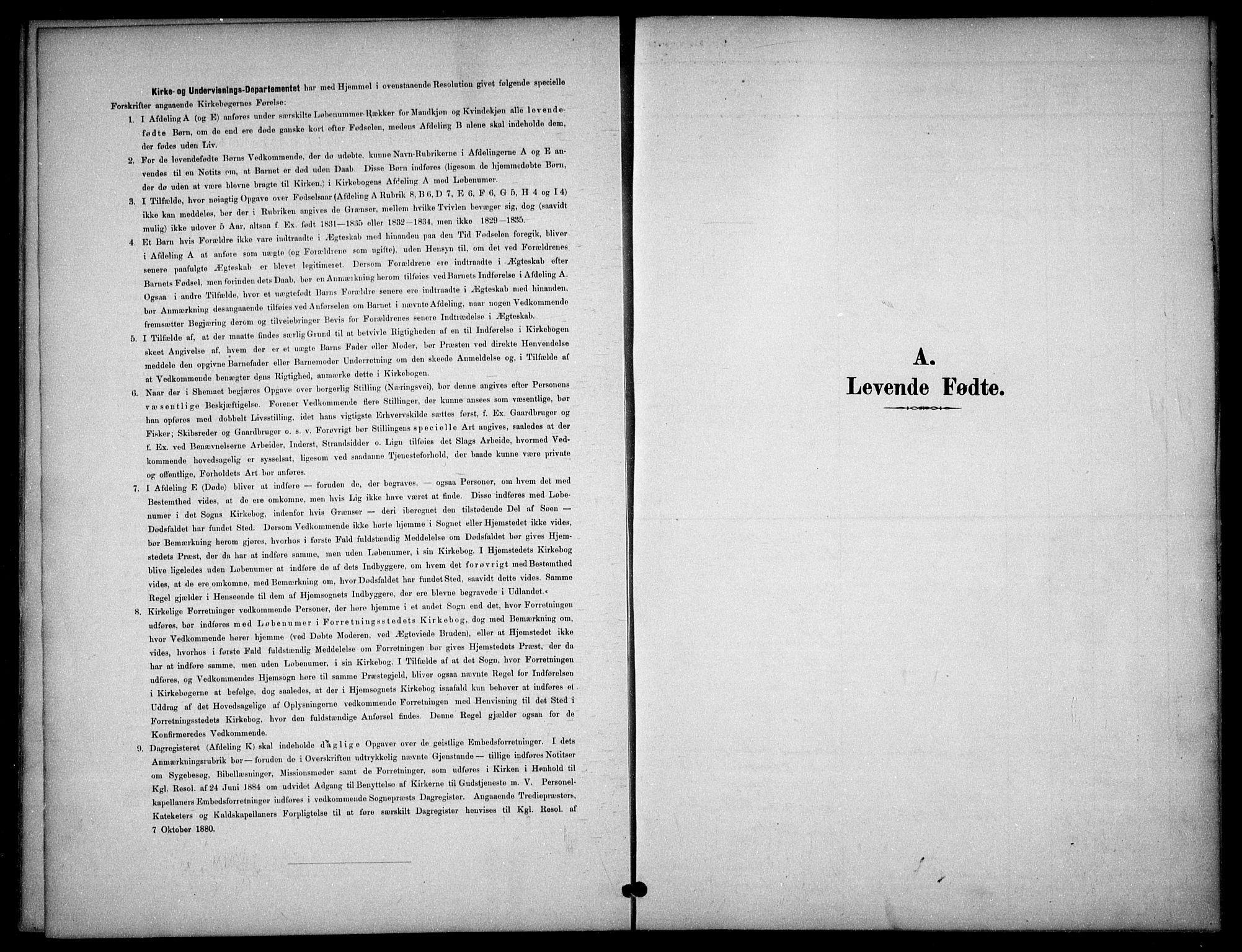 SAO, Nannestad prestekontor Kirkebøker, F/Fb/L0002: Ministerialbok nr. II 2, 1891-1909