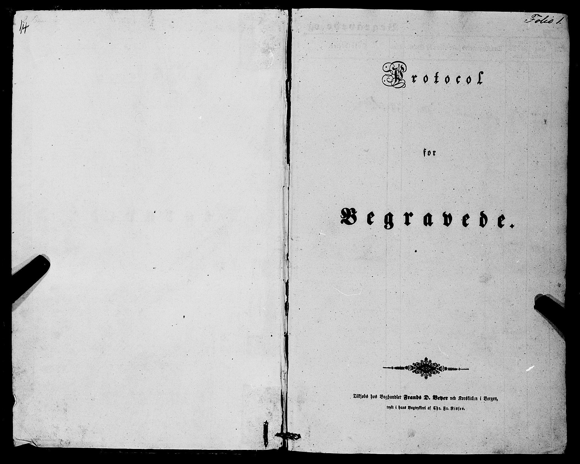 SAB, Lindås Sokneprestembete, H/Haa: Ministerialbok nr. A 15, 1848-1862, s. 1