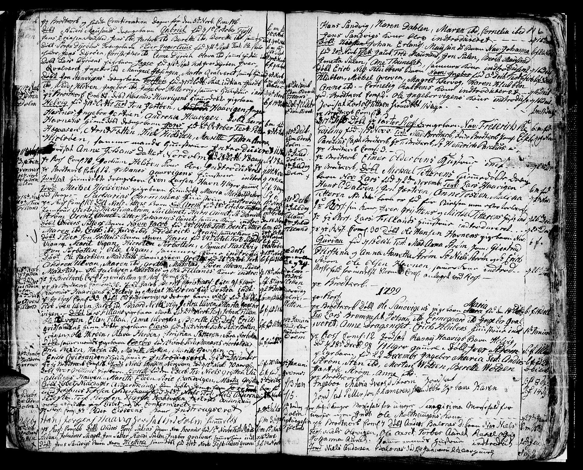 SAT, Ministerialprotokoller, klokkerbøker og fødselsregistre - Sør-Trøndelag, 634/L0526: Ministerialbok nr. 634A02, 1775-1818, s. 116