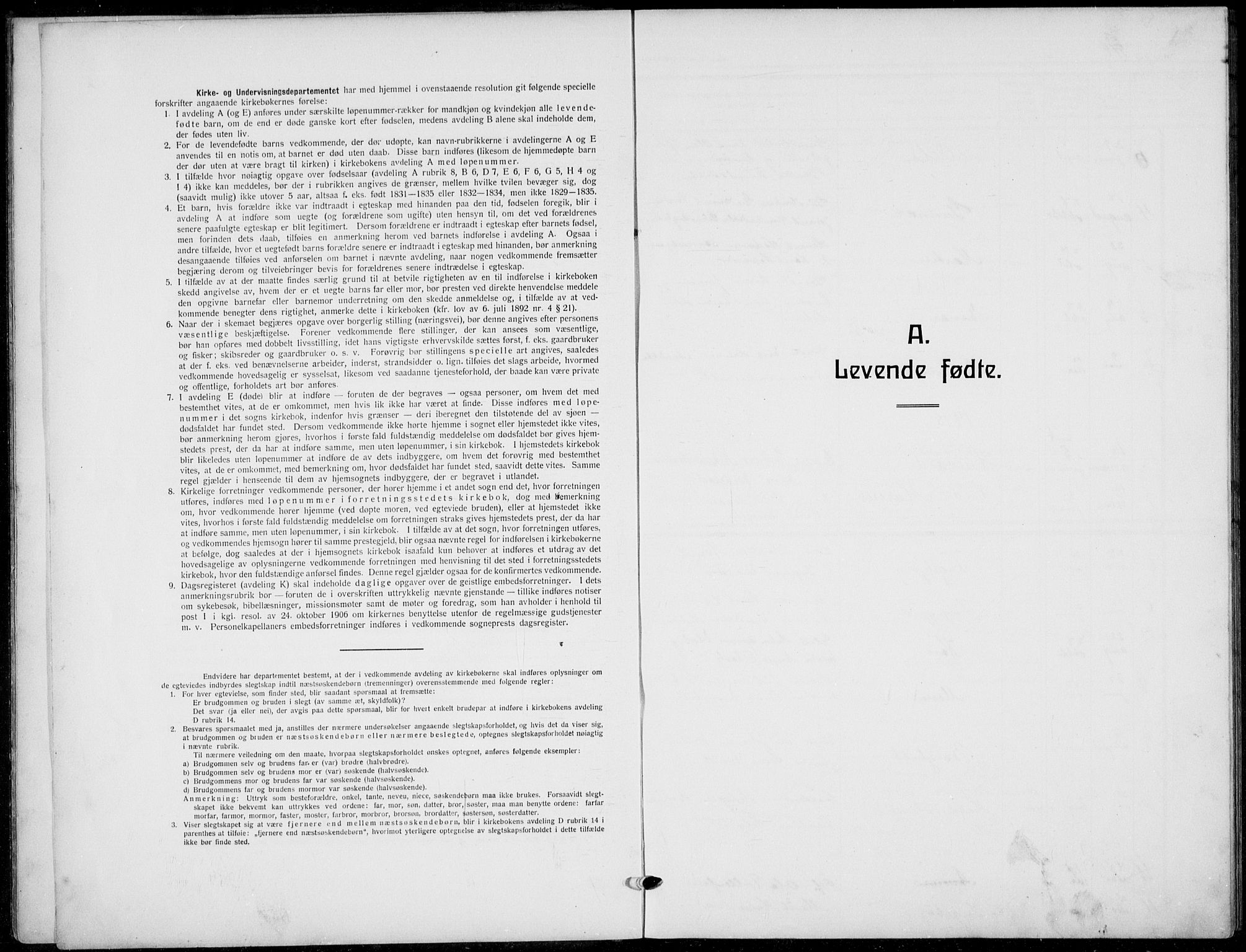 SAH, Nord-Aurdal prestekontor, Klokkerbok nr. 15, 1918-1935