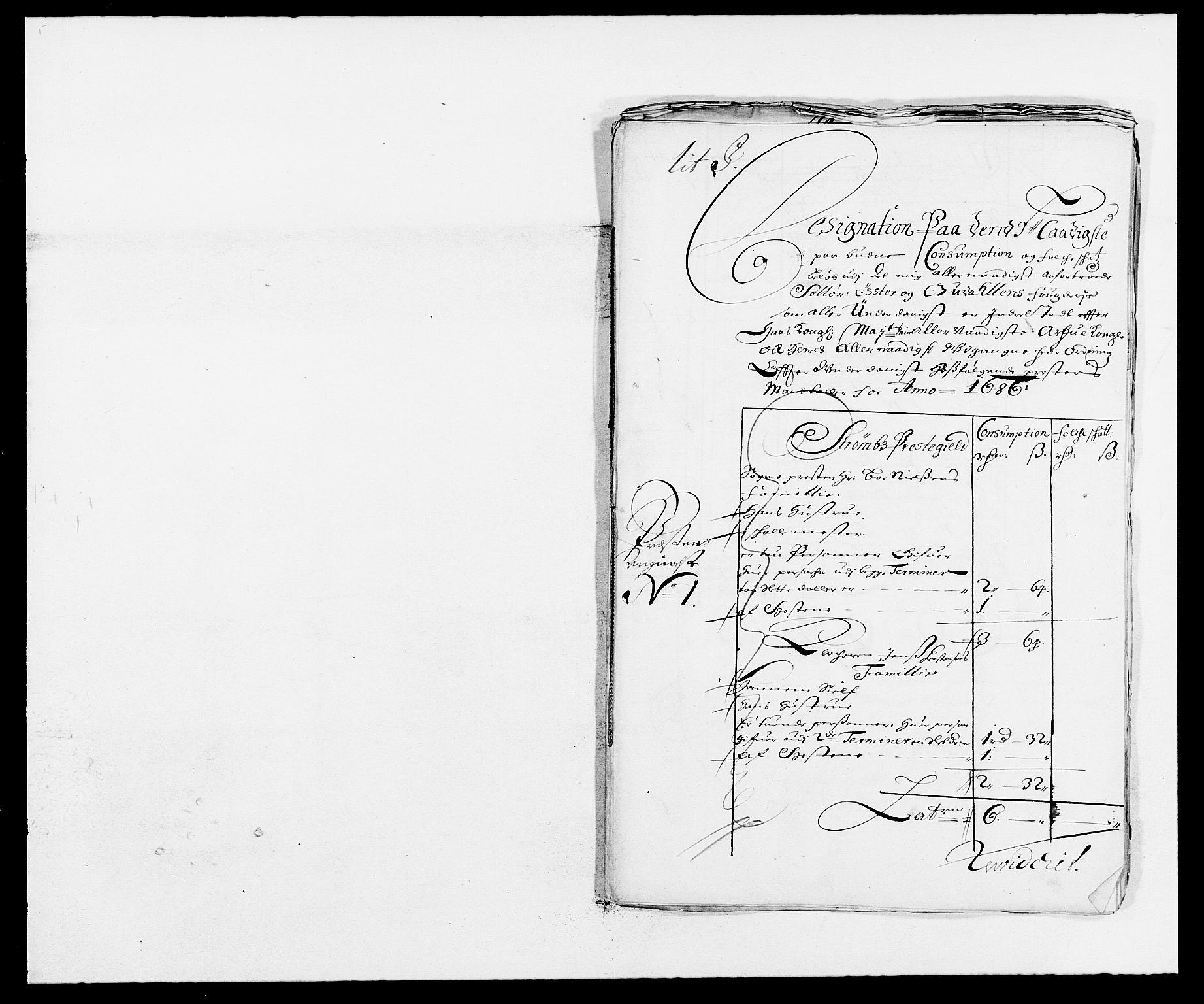 RA, Rentekammeret inntil 1814, Reviderte regnskaper, Fogderegnskap, R13/L0823: Fogderegnskap Solør, Odal og Østerdal, 1686, s. 232