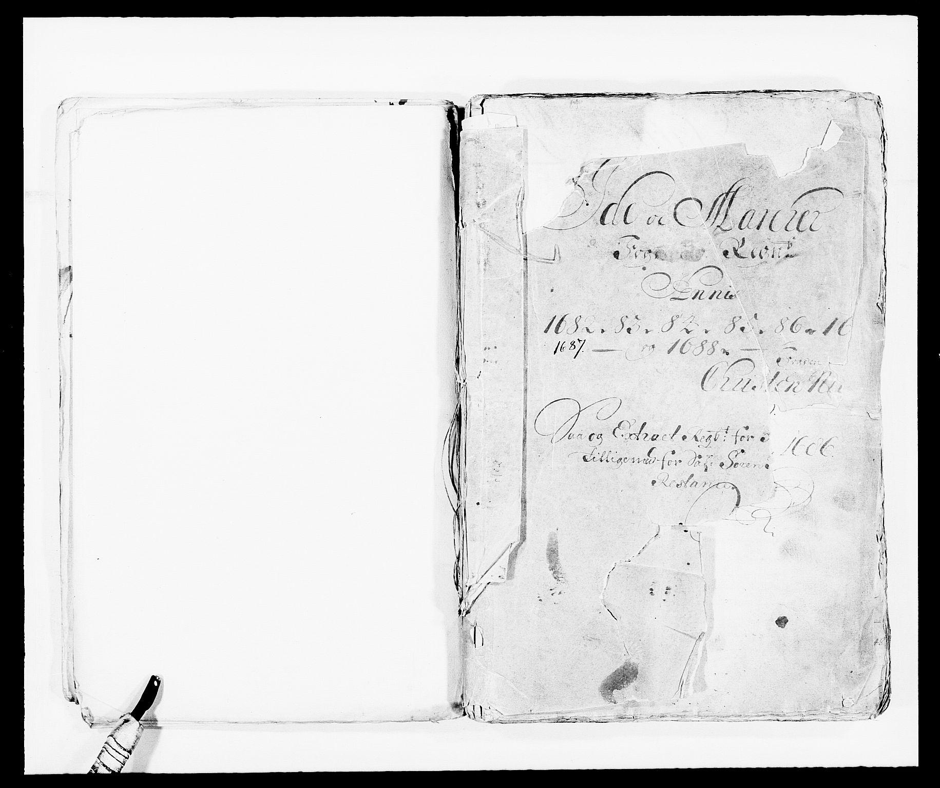 RA, Rentekammeret inntil 1814, Reviderte regnskaper, Fogderegnskap, R01/L0009: Fogderegnskap Idd og Marker, 1689, s. 89