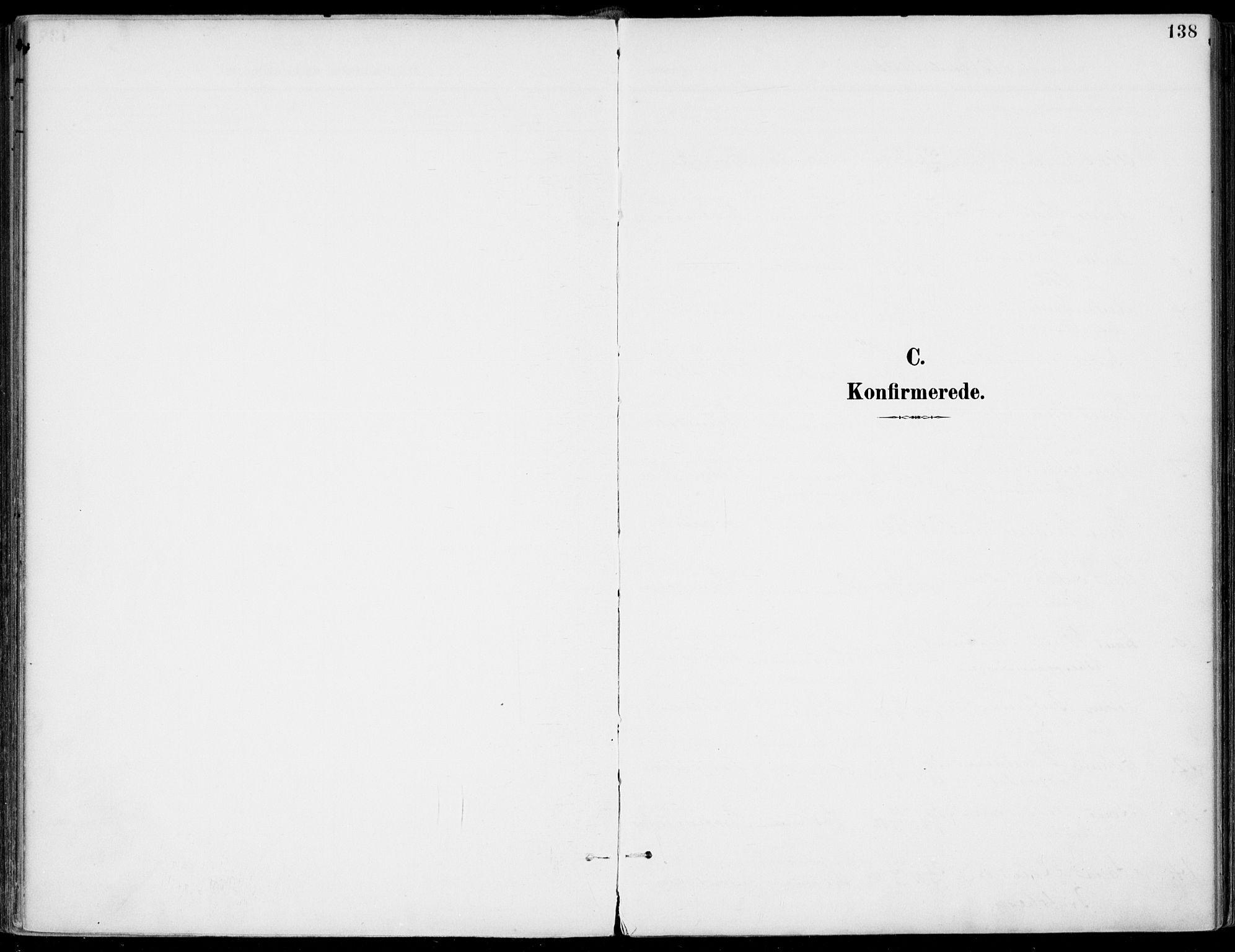 SAKO, Gjerpen kirkebøker, F/Fa/L0011: Ministerialbok nr. 11, 1896-1904, s. 138