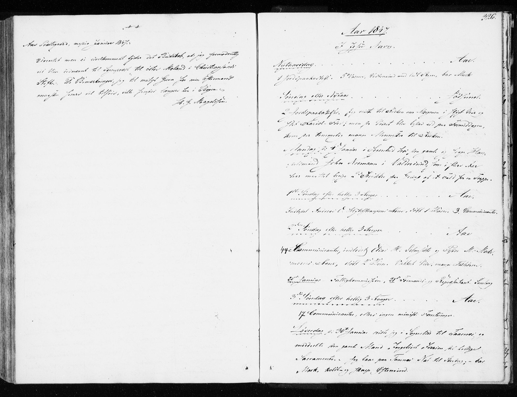 SAT, Ministerialprotokoller, klokkerbøker og fødselsregistre - Sør-Trøndelag, 655/L0676: Ministerialbok nr. 655A05, 1830-1847, s. 326