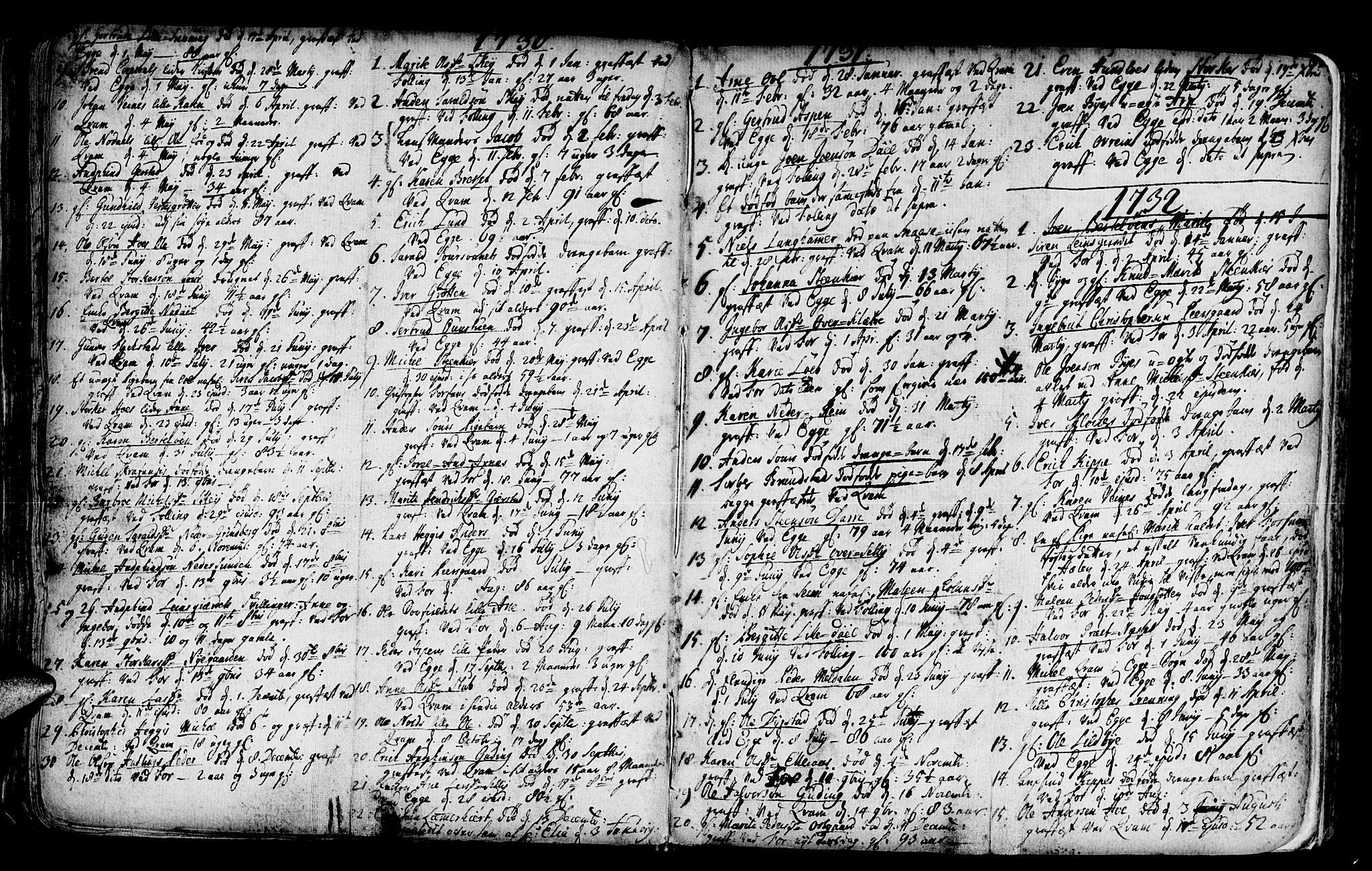 SAT, Ministerialprotokoller, klokkerbøker og fødselsregistre - Nord-Trøndelag, 746/L0439: Ministerialbok nr. 746A01, 1688-1759, s. 61