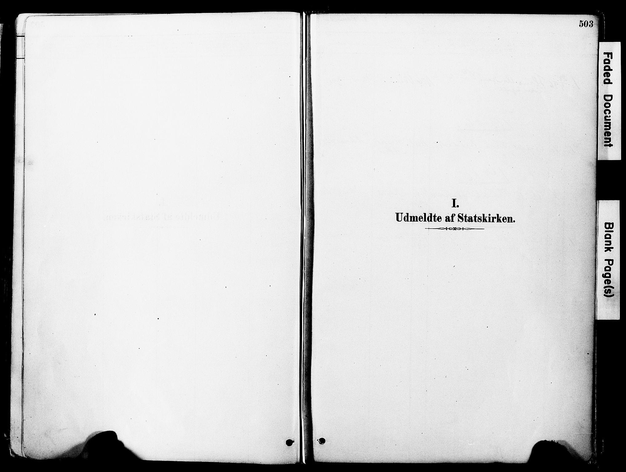 SAT, Ministerialprotokoller, klokkerbøker og fødselsregistre - Møre og Romsdal, 560/L0721: Ministerialbok nr. 560A05, 1878-1917, s. 503