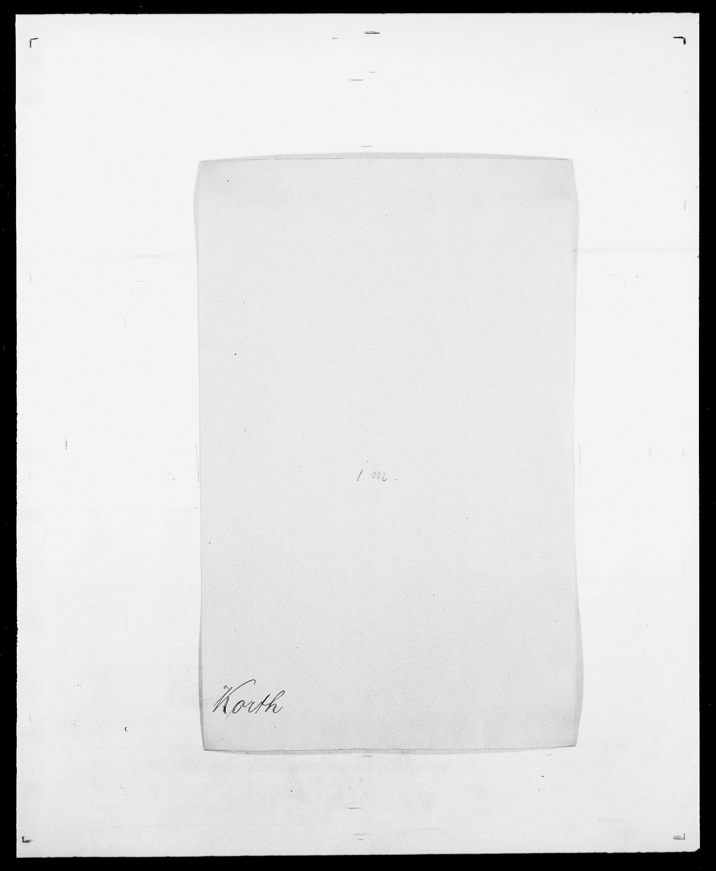 SAO, Delgobe, Charles Antoine - samling, D/Da/L0021: Klagenberg - Kristoft, s. 580