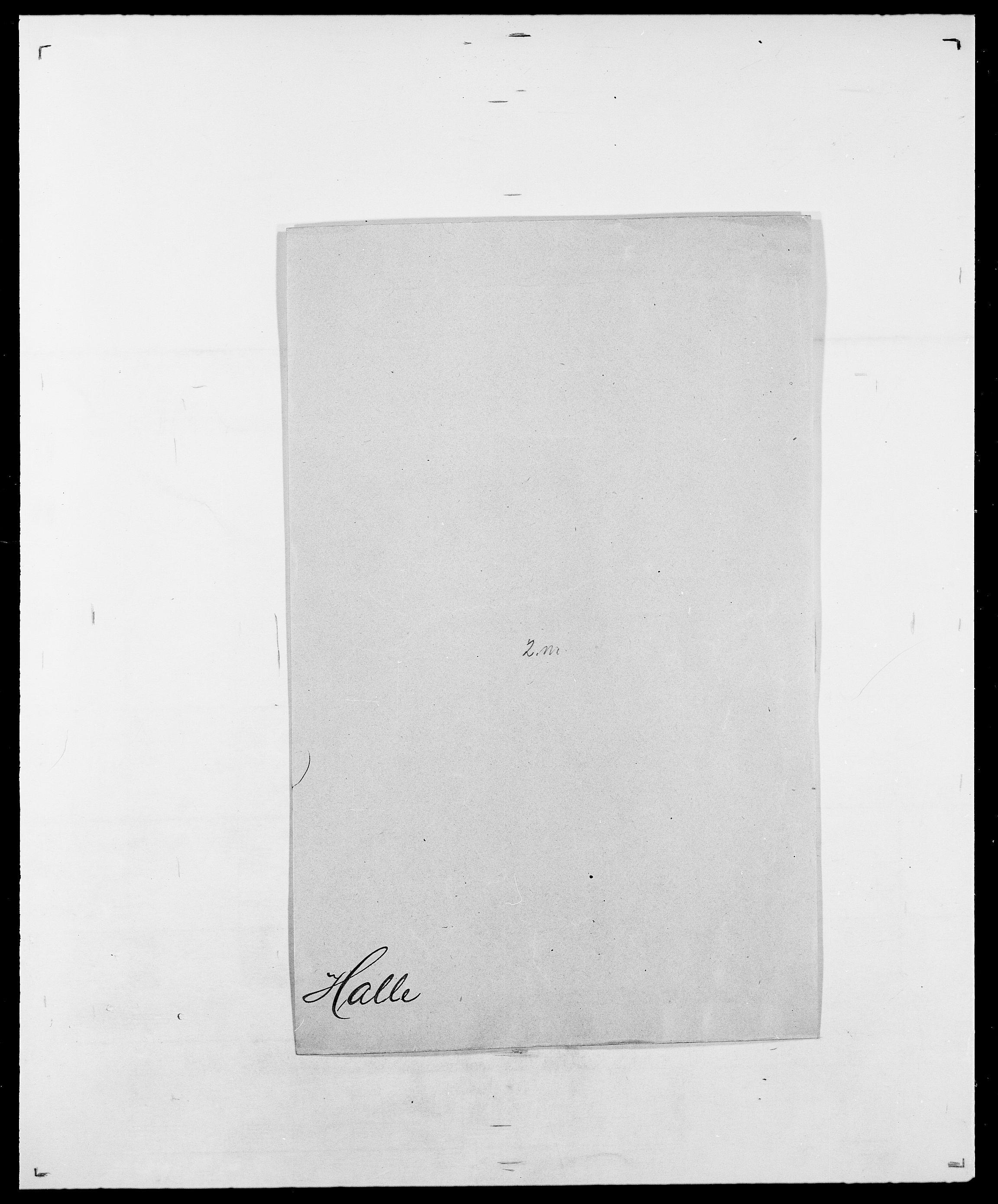 SAO, Delgobe, Charles Antoine - samling, D/Da/L0015: Grodtshilling - Halvorsæth, s. 770