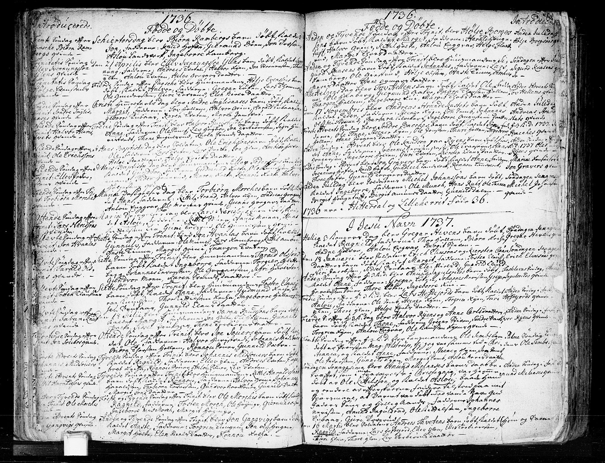 SAKO, Heddal kirkebøker, F/Fa/L0003: Ministerialbok nr. I 3, 1723-1783, s. 68