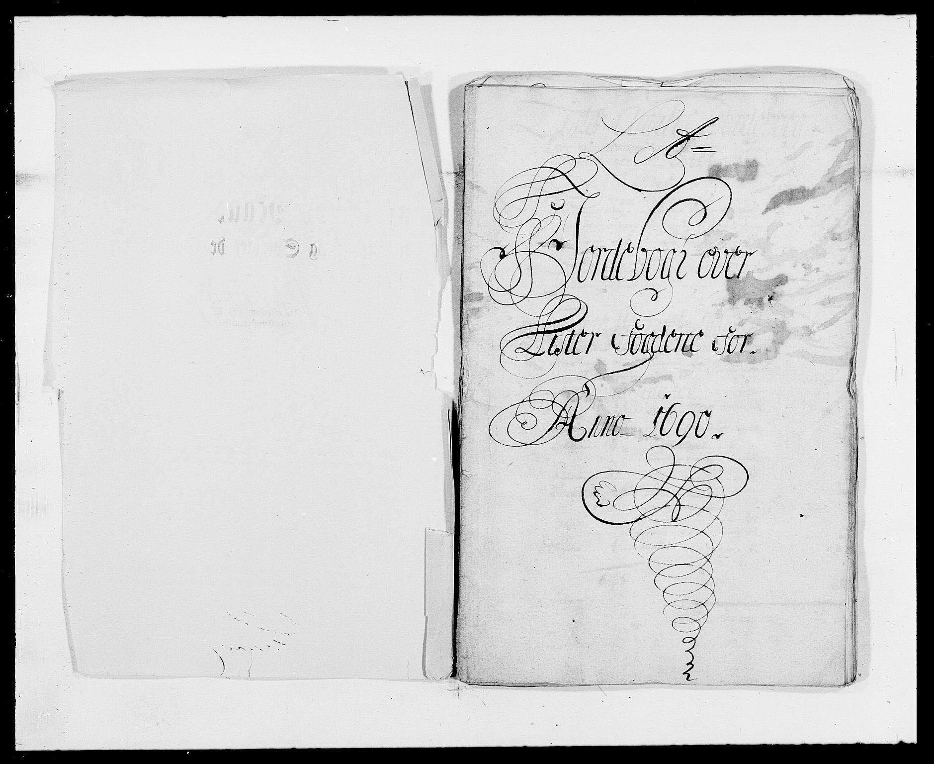 RA, Rentekammeret inntil 1814, Reviderte regnskaper, Fogderegnskap, R41/L2536: Fogderegnskap Lista, 1690-1693, s. 33