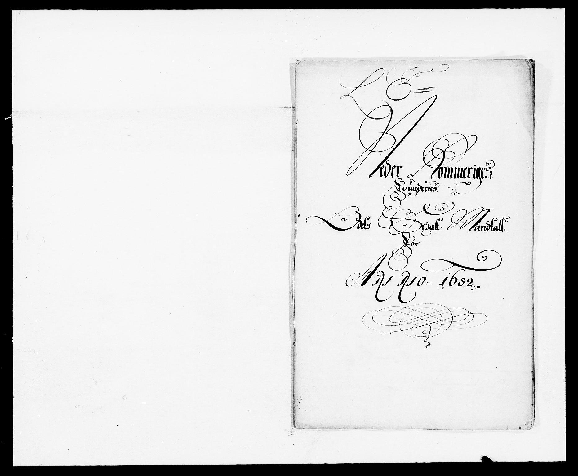 RA, Rentekammeret inntil 1814, Reviderte regnskaper, Fogderegnskap, R11/L0570: Fogderegnskap Nedre Romerike, 1682, s. 161