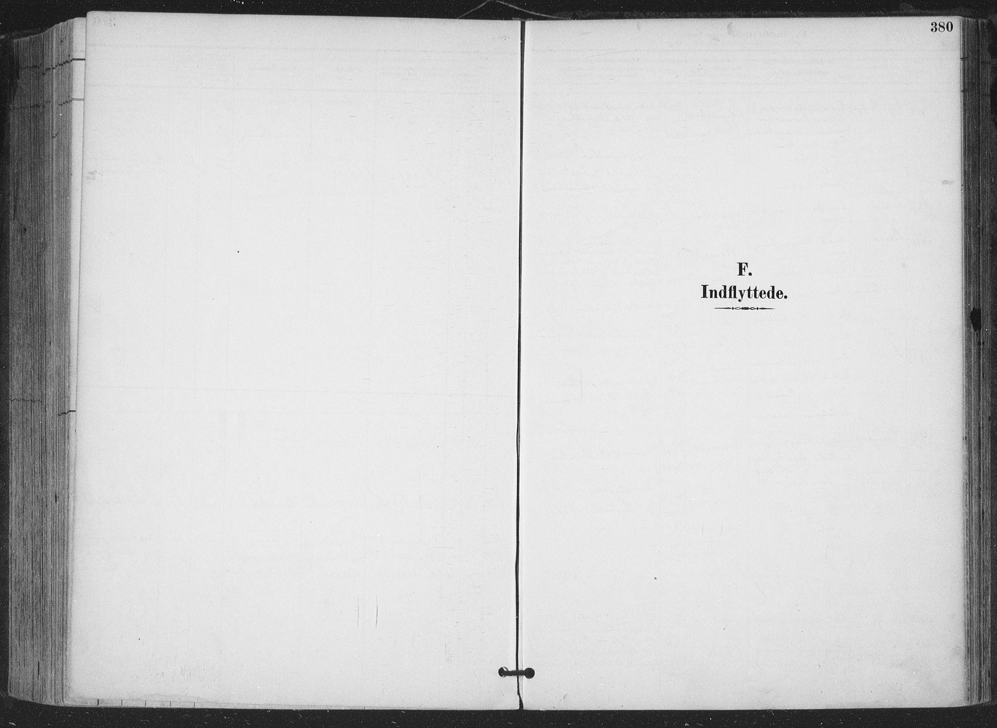 SAKO, Bamble kirkebøker, F/Fa/L0008: Ministerialbok nr. I 8, 1888-1900, s. 380