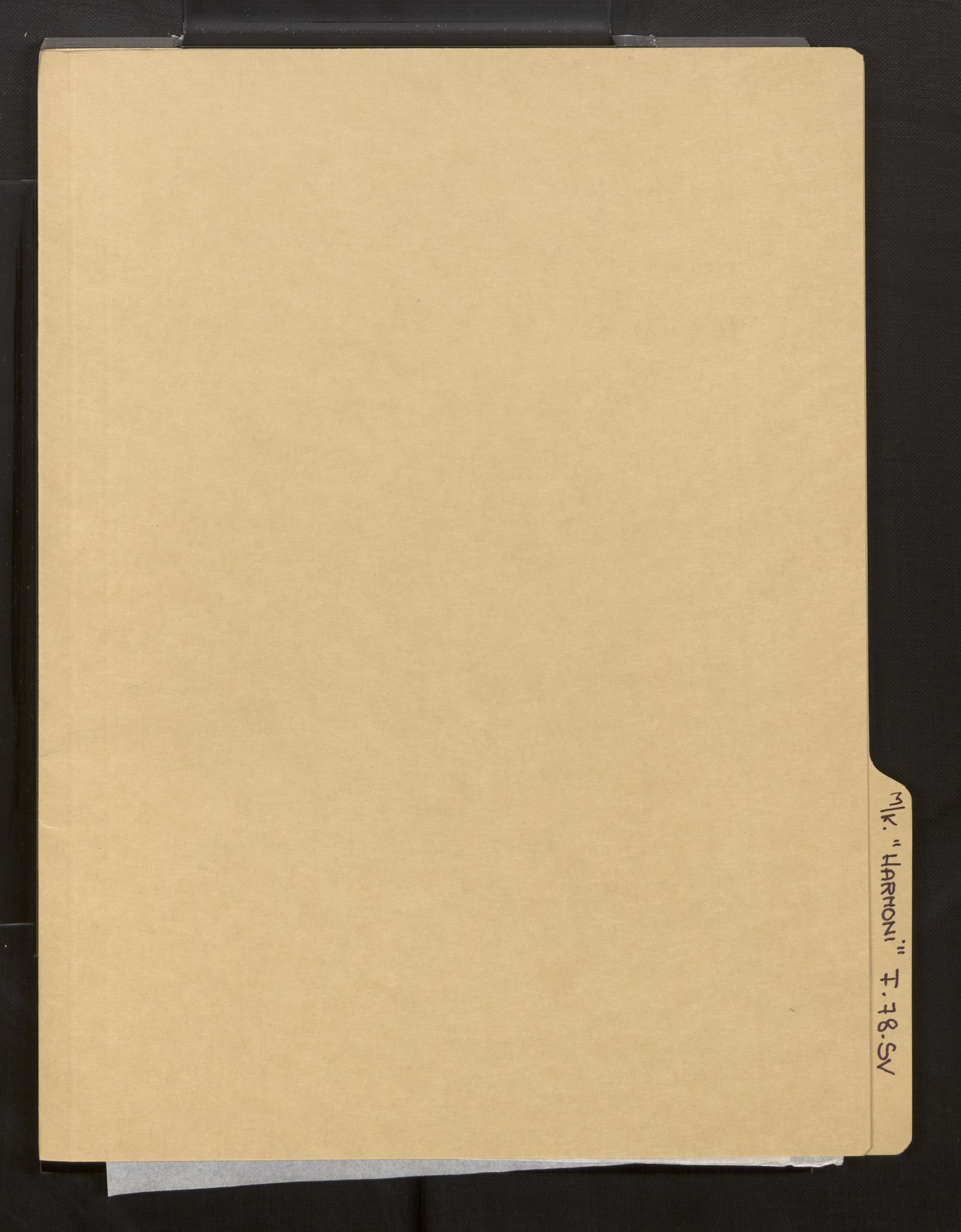 SAB, Fiskeridirektoratet - 1 Adm. ledelse - 13 Båtkontoret, La/L0042: Statens krigsforsikring for fiskeflåten, 1936-1971, s. 332