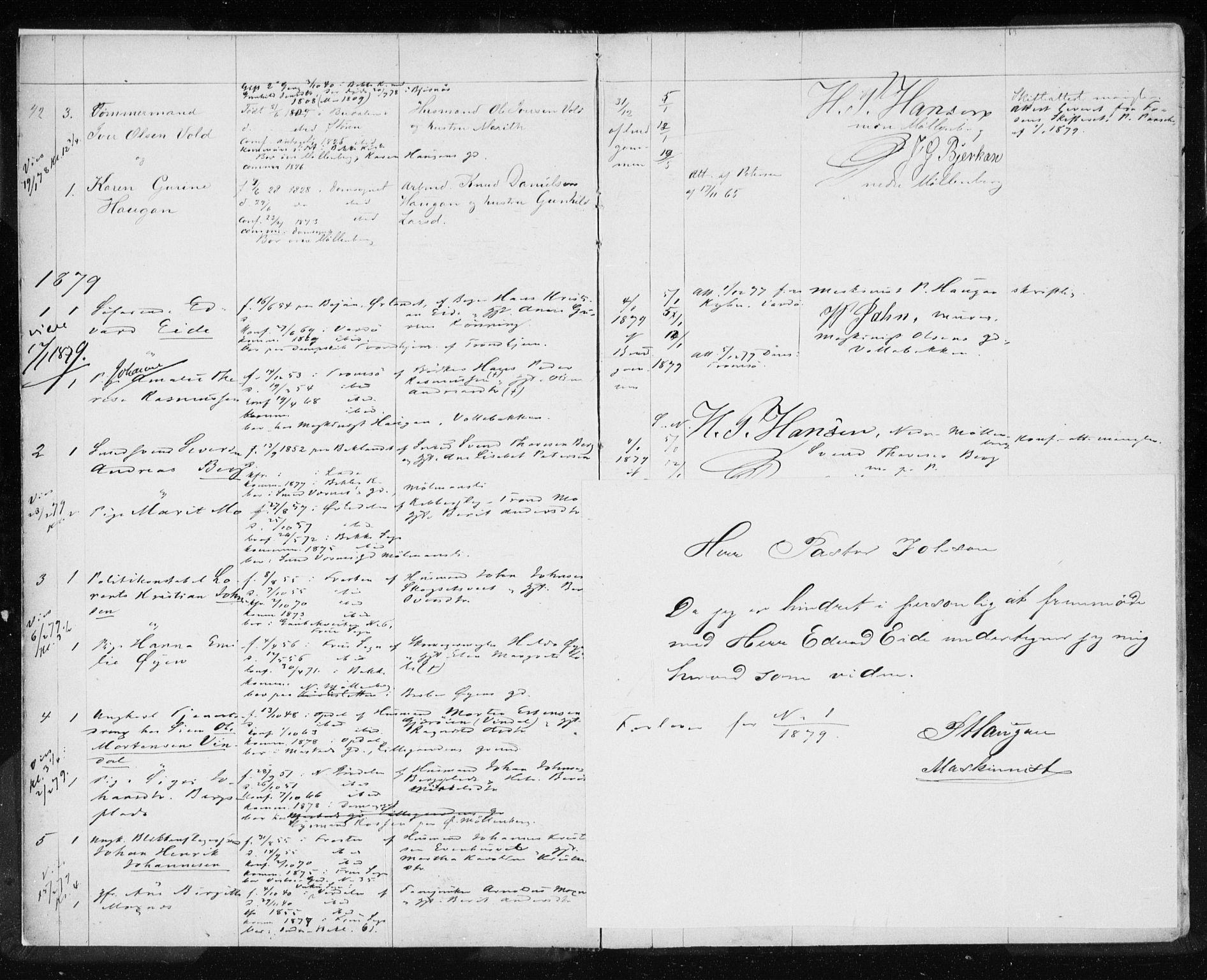 SAT, Ministerialprotokoller, klokkerbøker og fødselsregistre - Sør-Trøndelag, 604/L0188: Ministerialbok nr. 604A11, 1878-1892